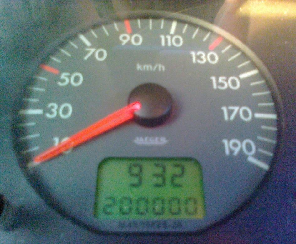 Happy 200000!! by Dieter Kepler
