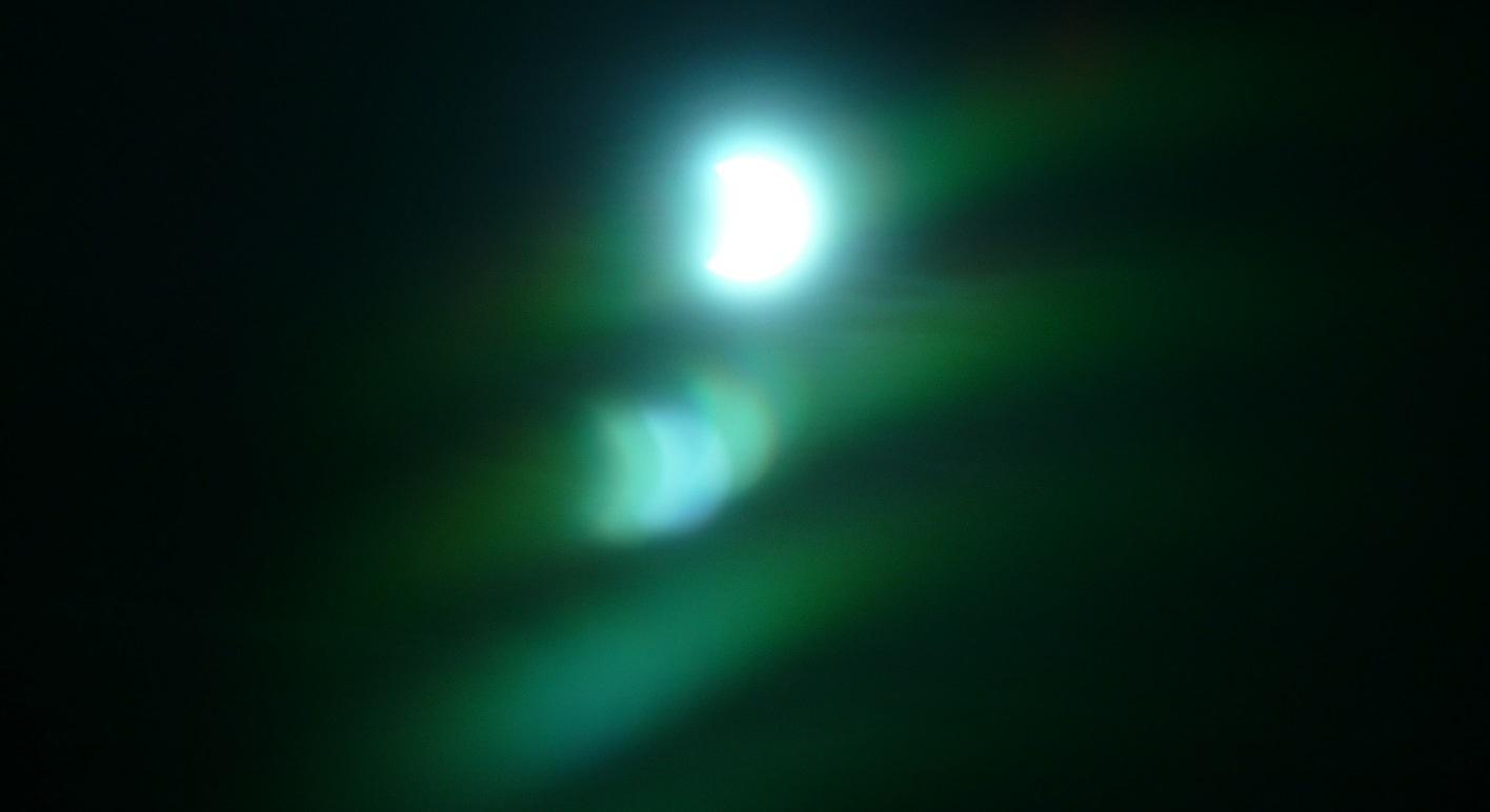 Partial Solar Eclipse 3 by Dieter Kepler