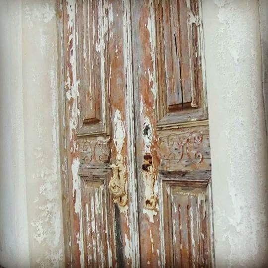 old door  by Eden Muzzall