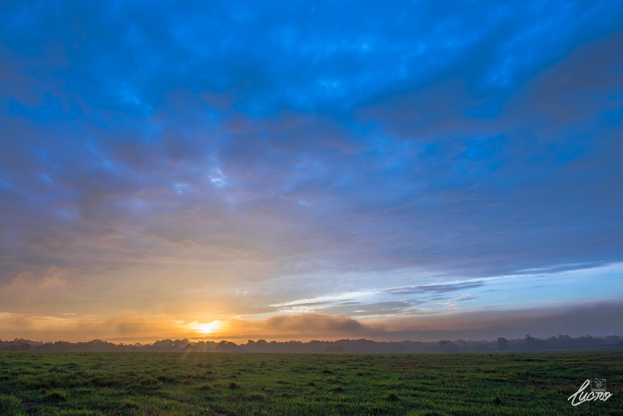 Magic Sunrise by LucroFotografia