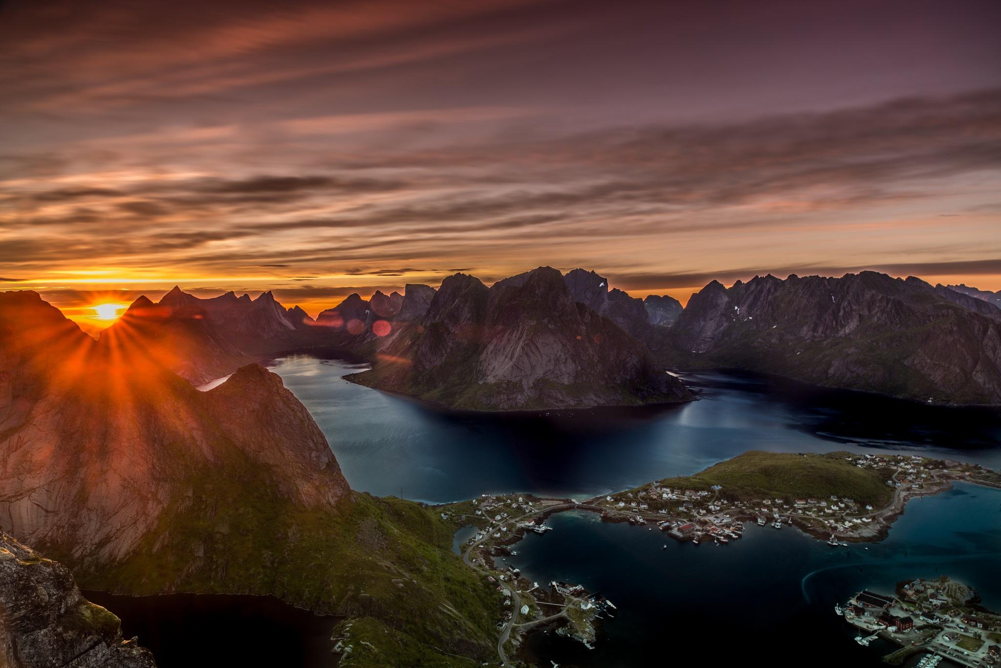 Lofoten by Anders Jorulf