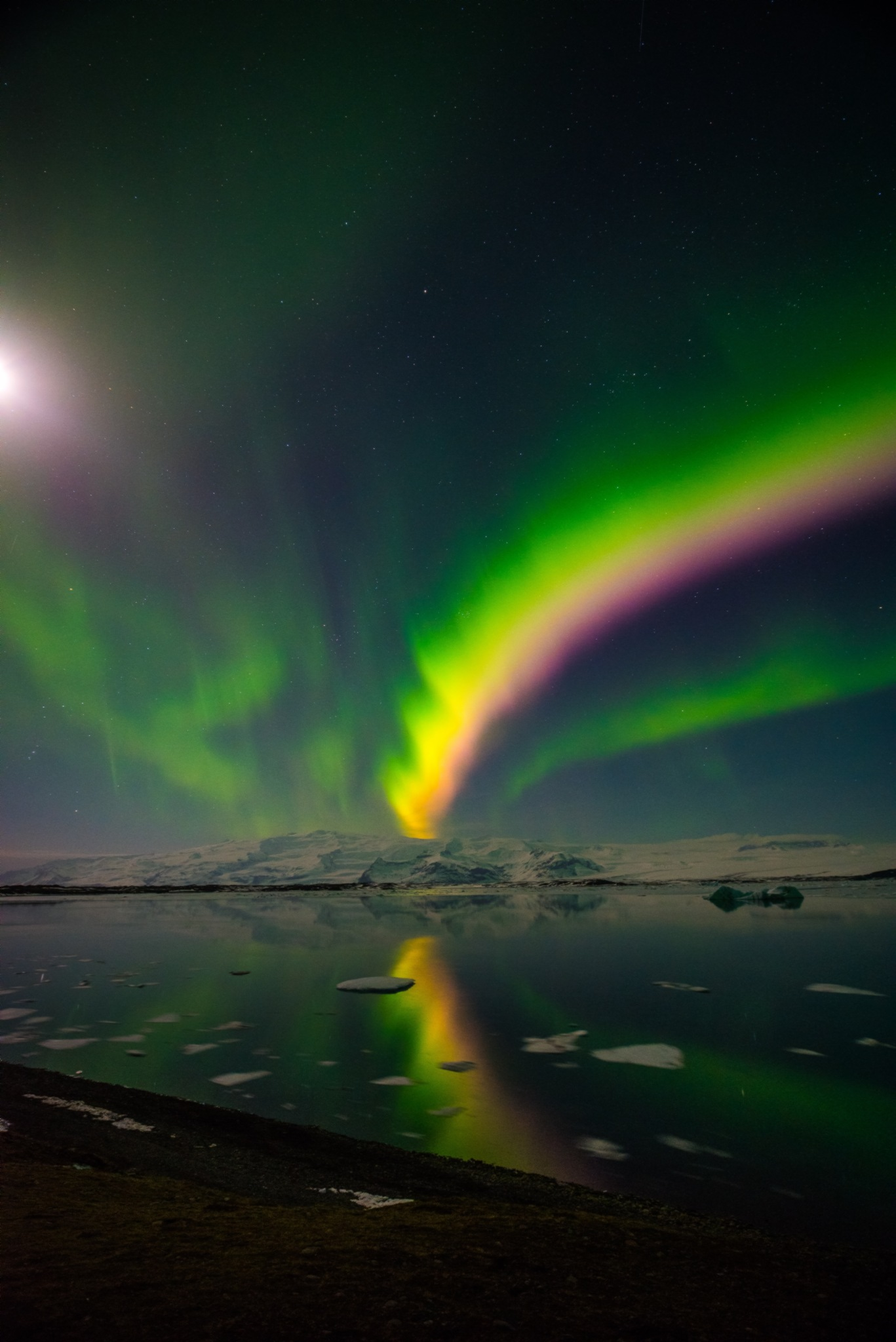 The Northen Light by Anders Jorulf