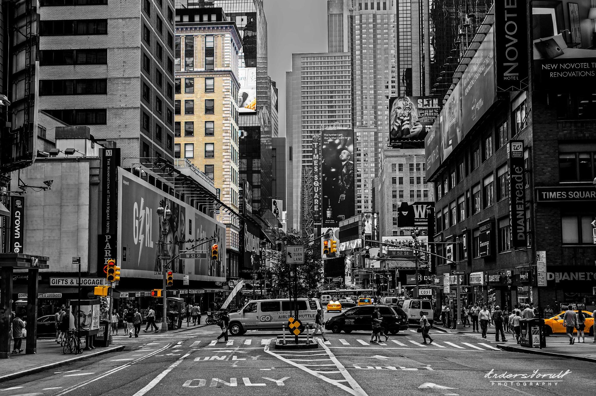 NY - City Life by Anders Jorulf