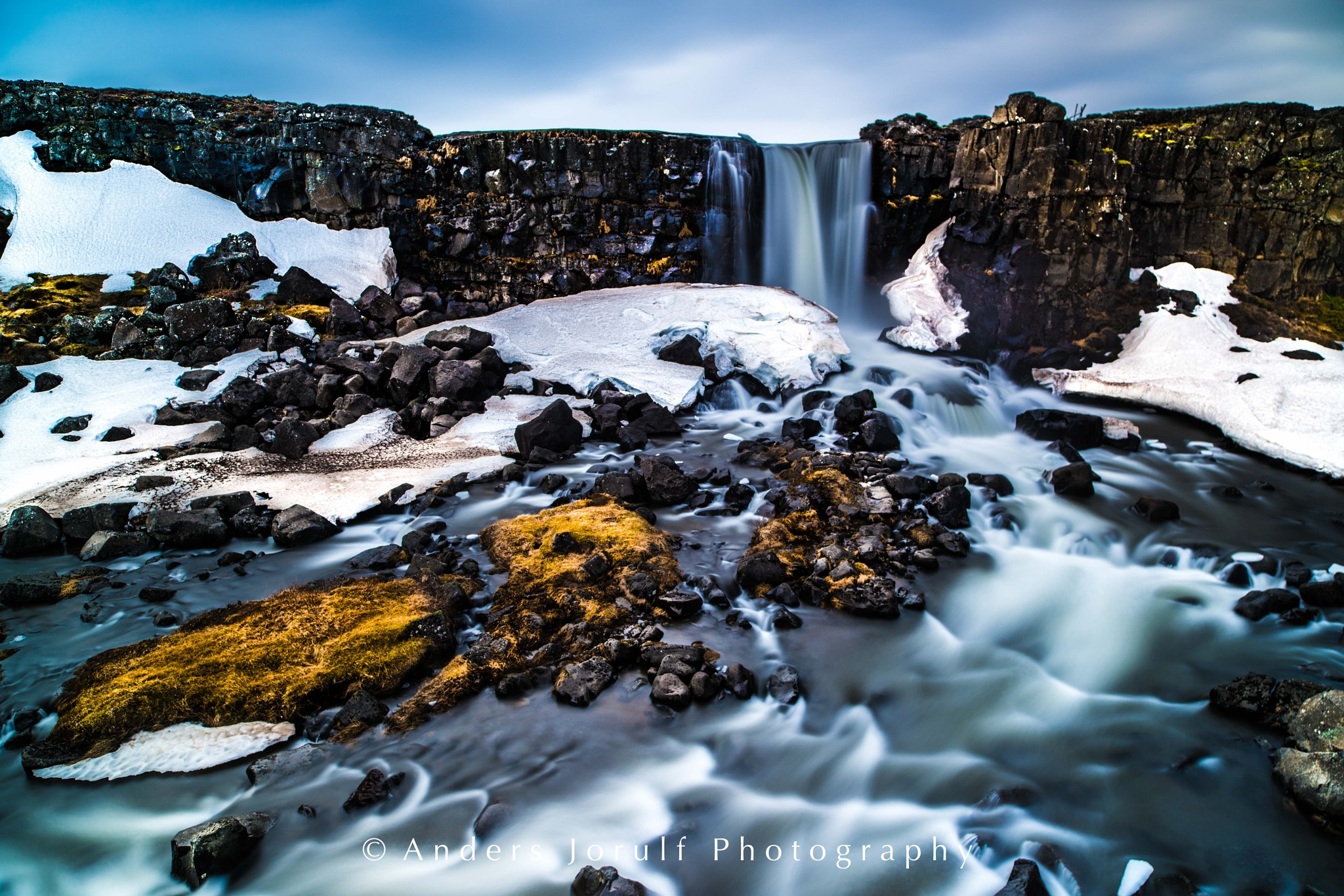 Iceland by Anders Jorulf