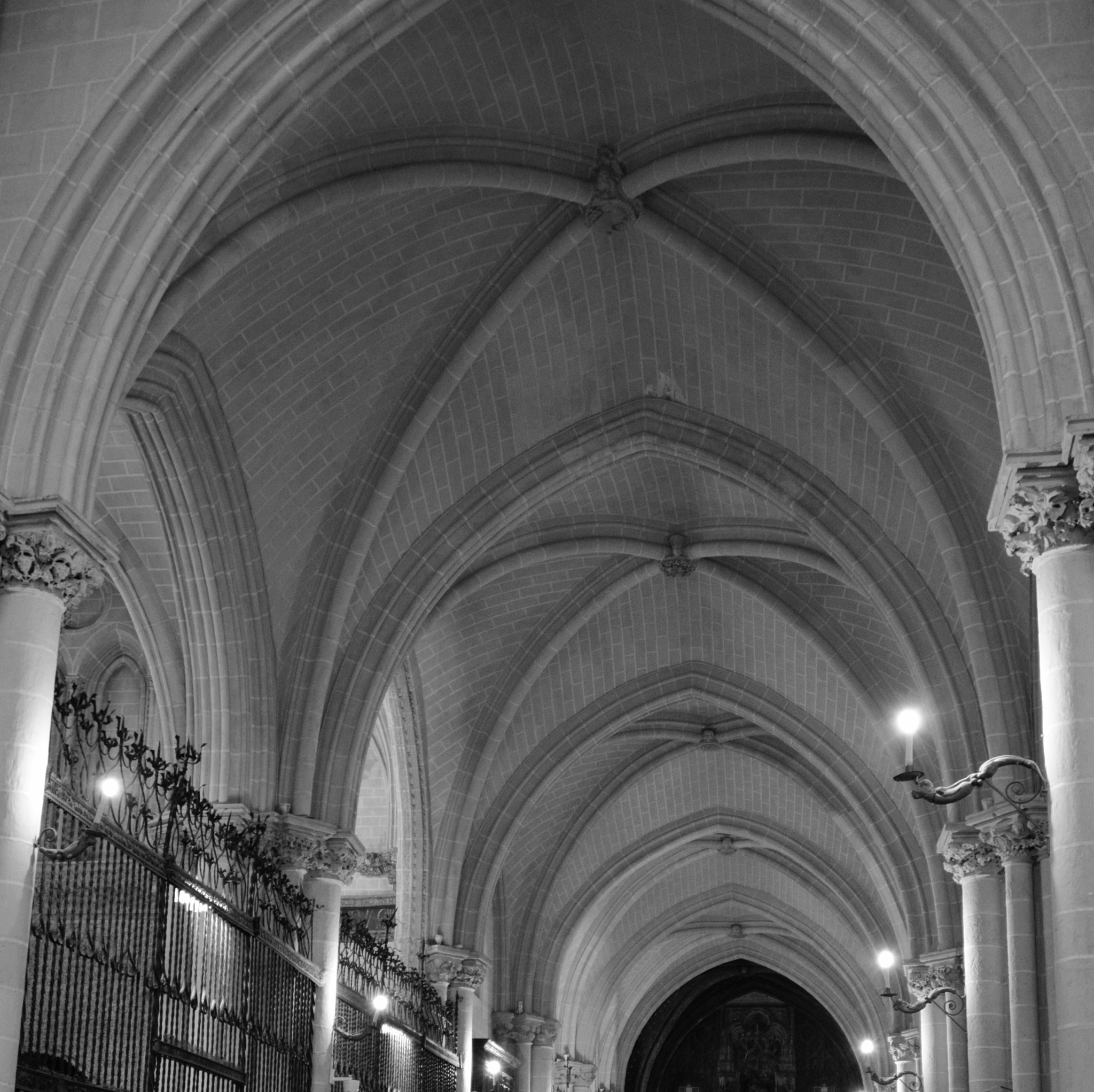 Cathedral  by TathyK