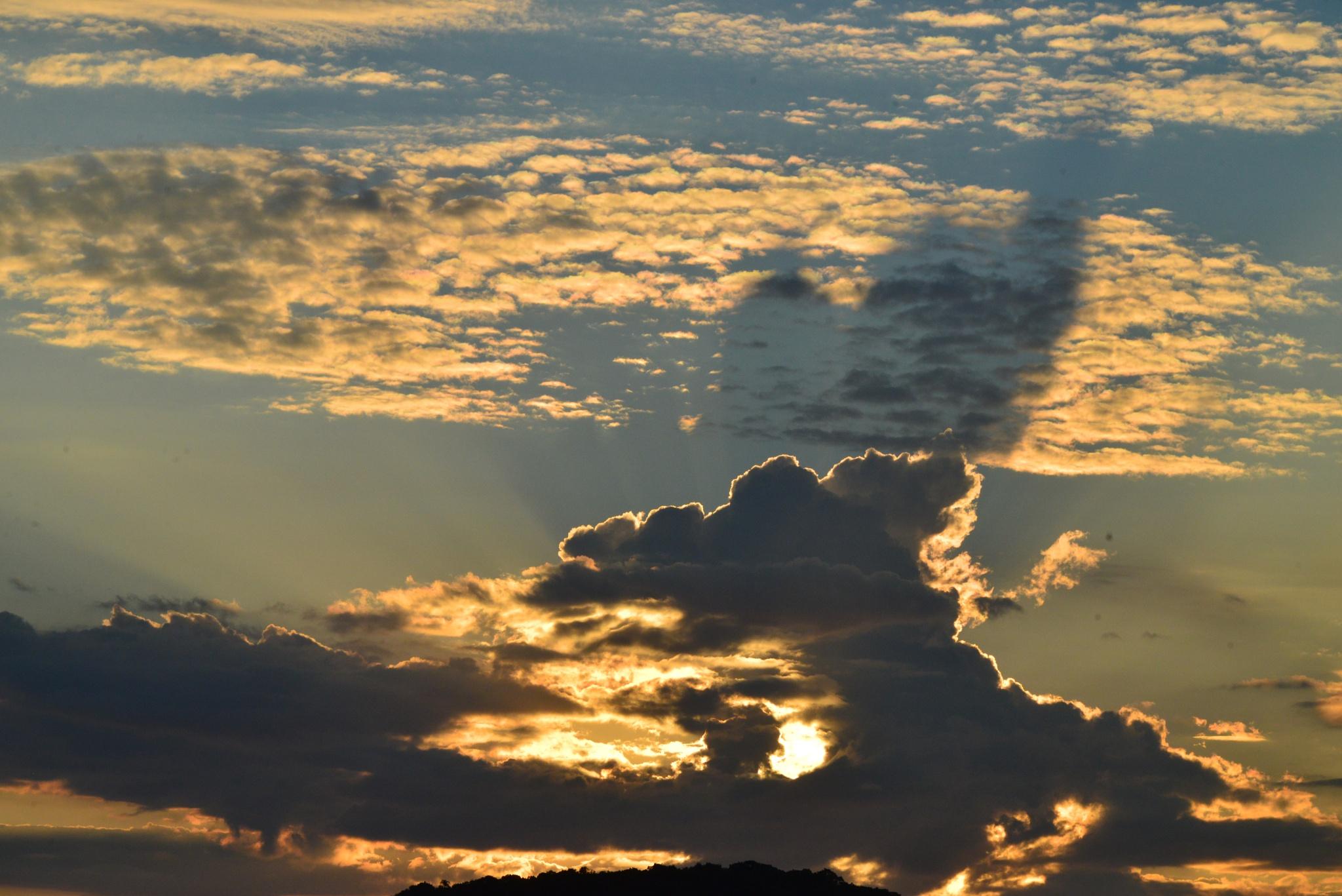 Sunrise  by TathyK