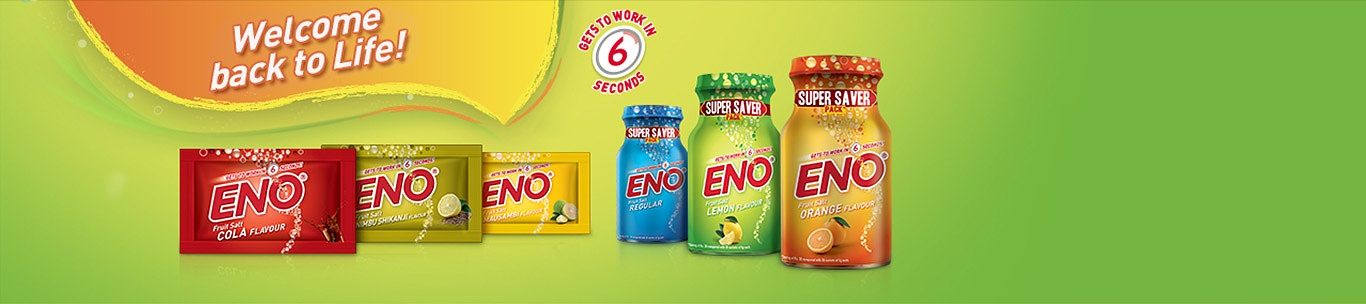 Buy ENO Flavours - Eno.co.in by Sana Thakur