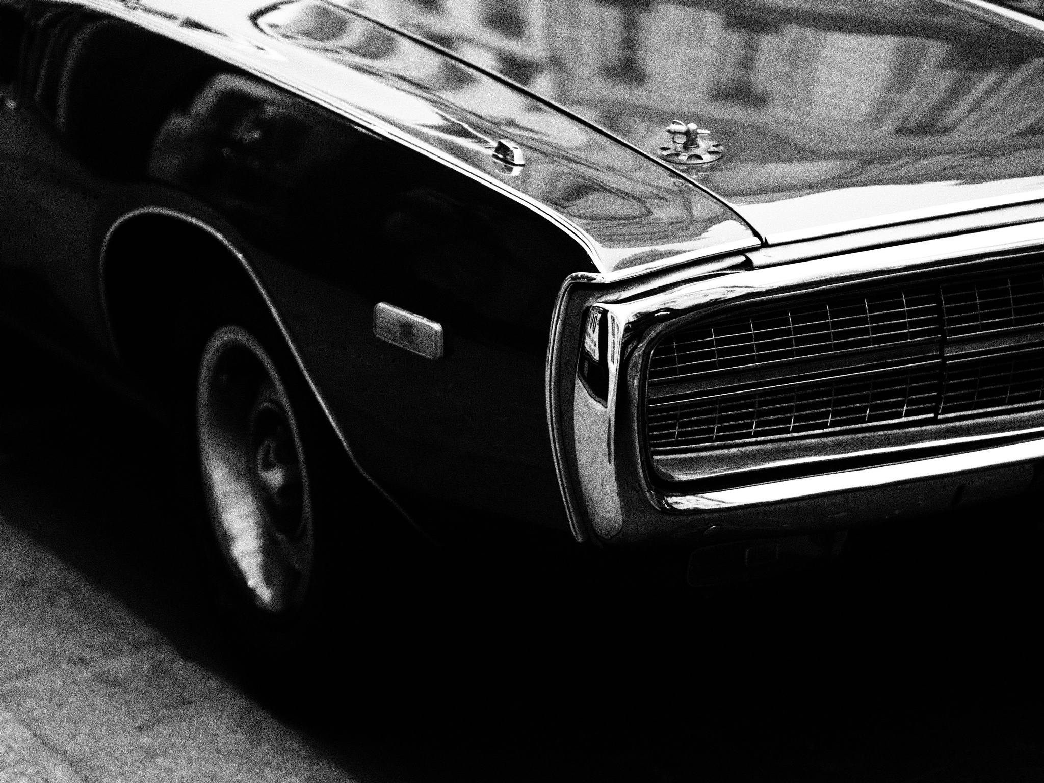 Old car by Jean-Luc Manh