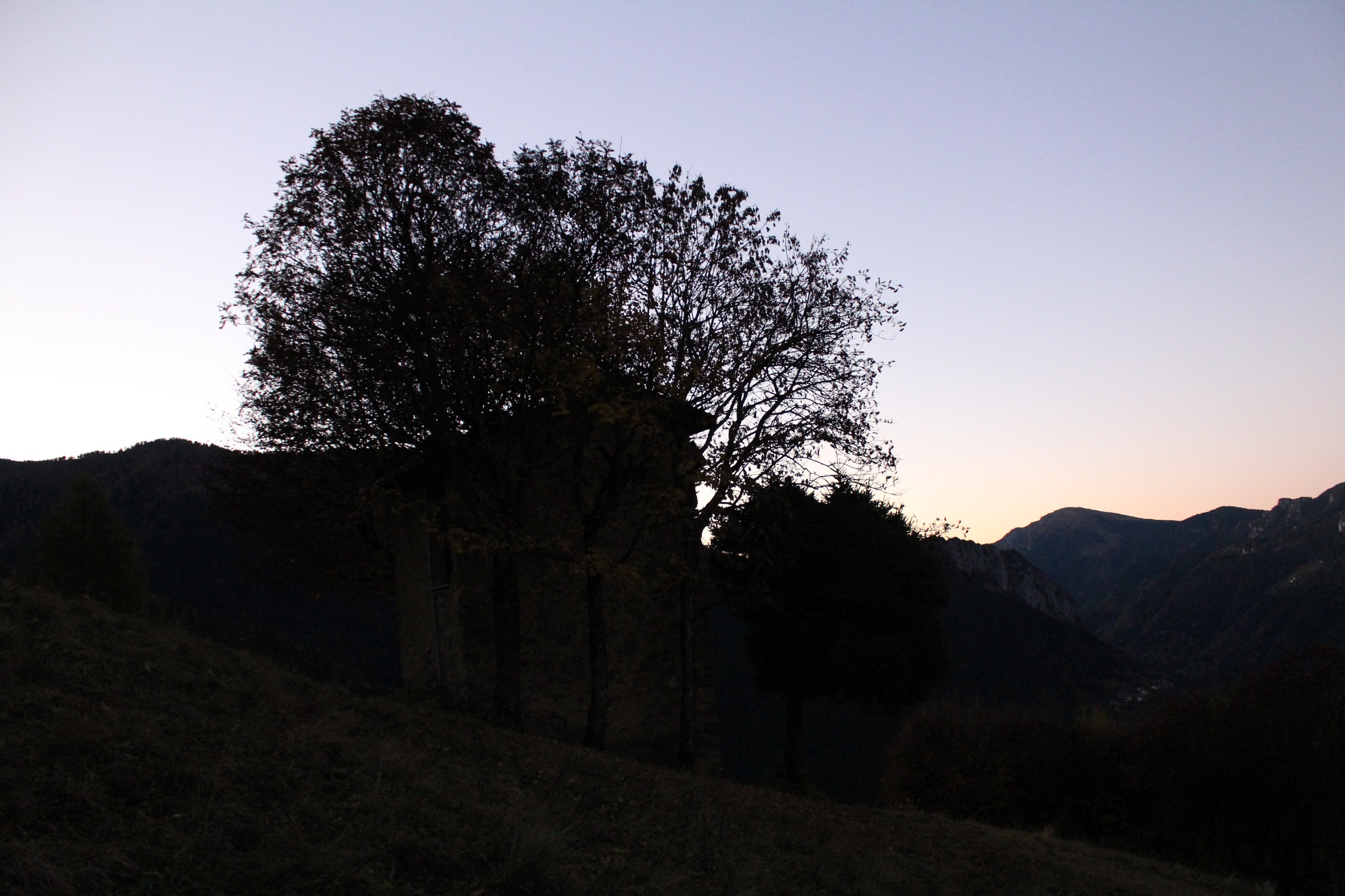 Alba da Azzone, Val di Scalve BG by saraorler