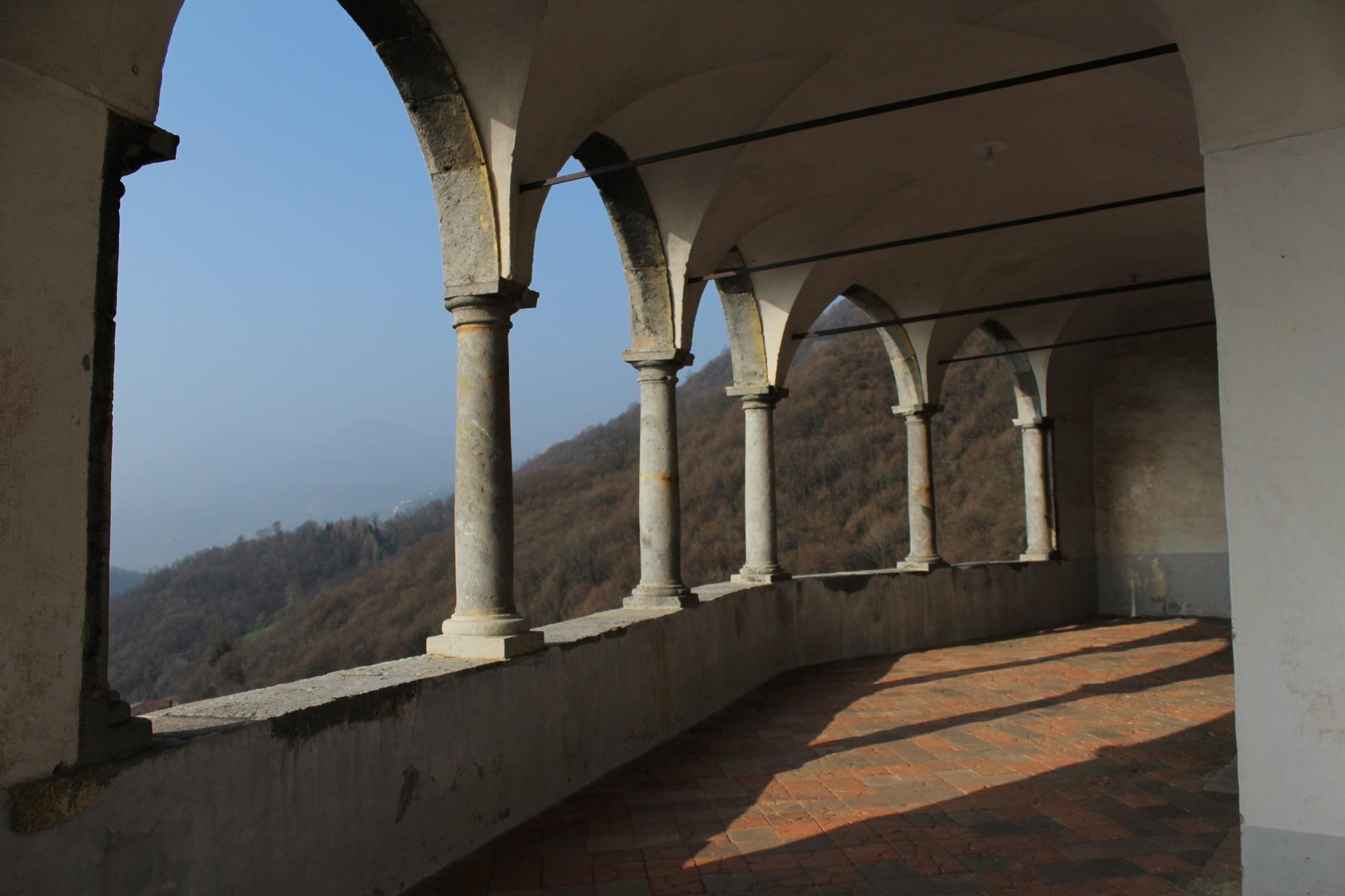 Santuario di San Patrizio, Colzate BG by saraorler