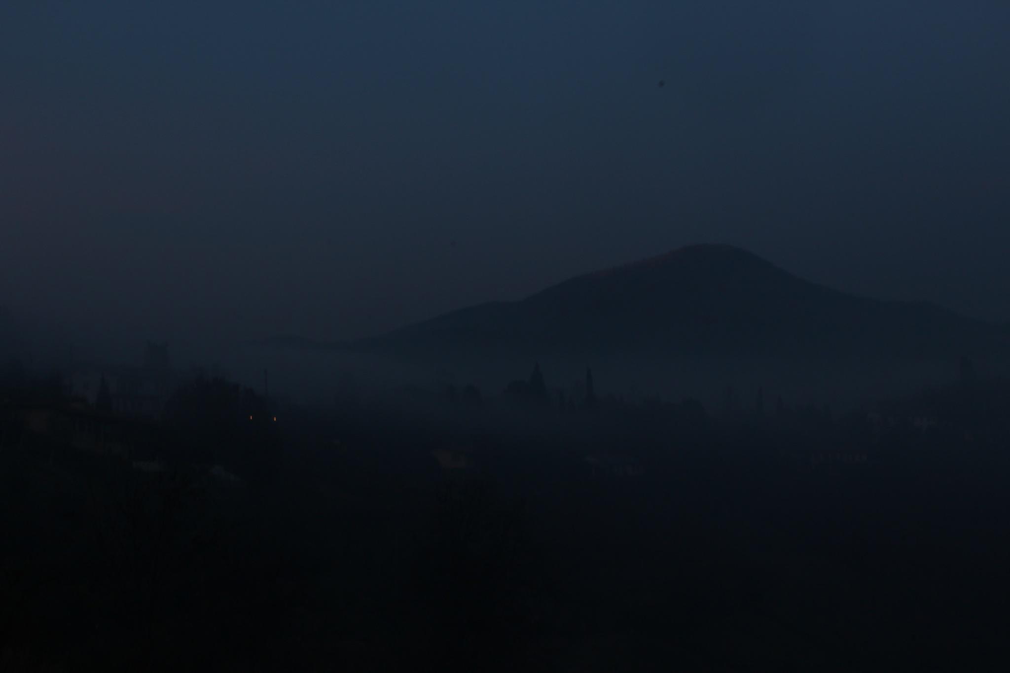 misty moonlight... by saraorler