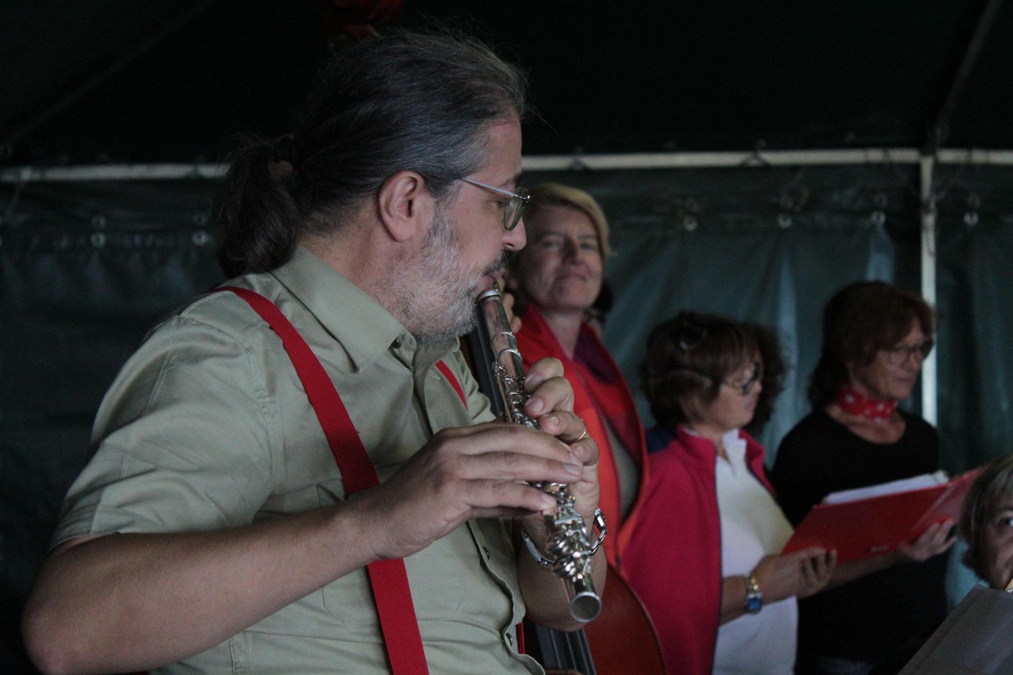 "Coro ""Pane e Guerra"", Malga Lunga BG by saraorler"
