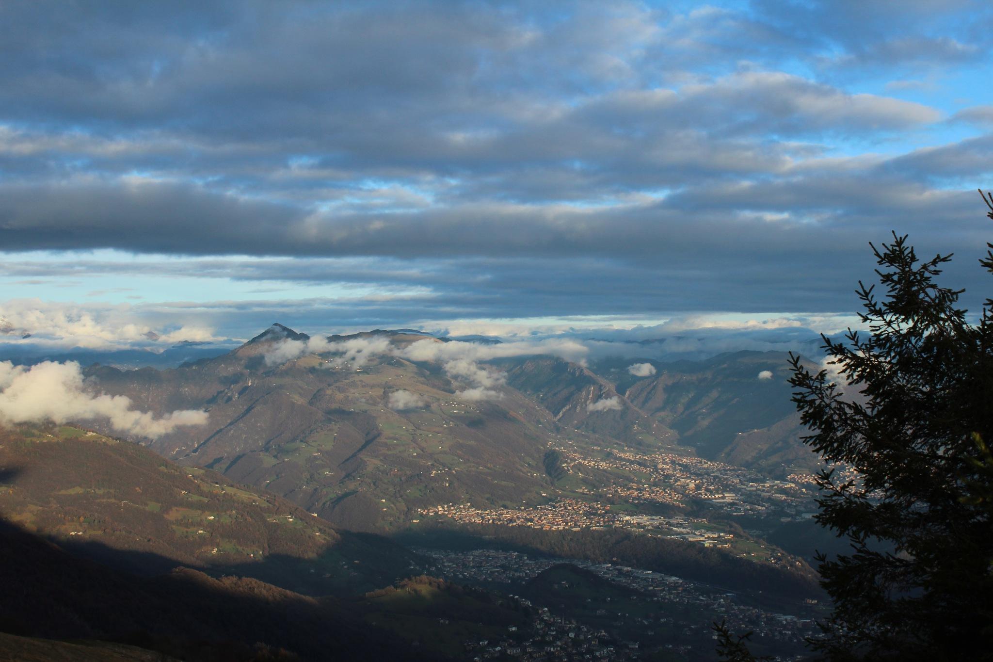 Dal monte Poieto BG by saraorler