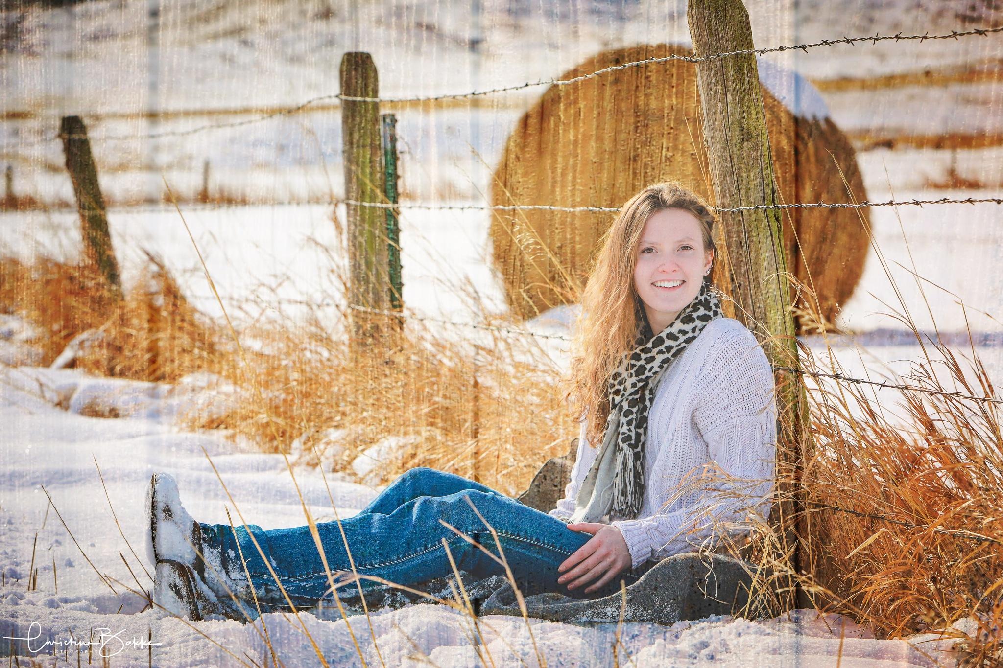 Country Gal by Christine Bakke