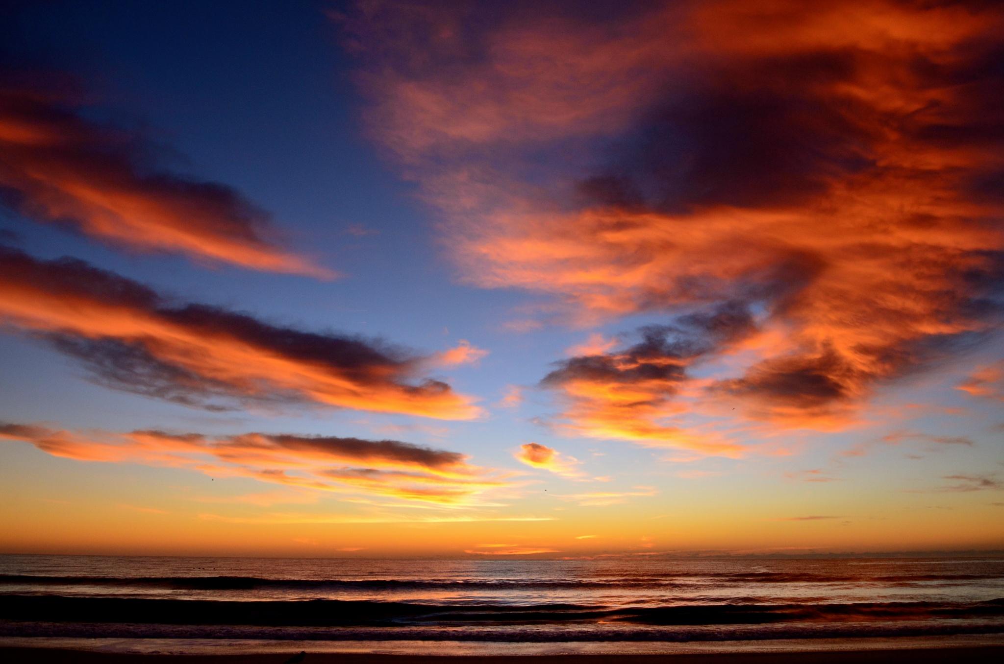 Colorful sunrise   by Lana-photo-Art