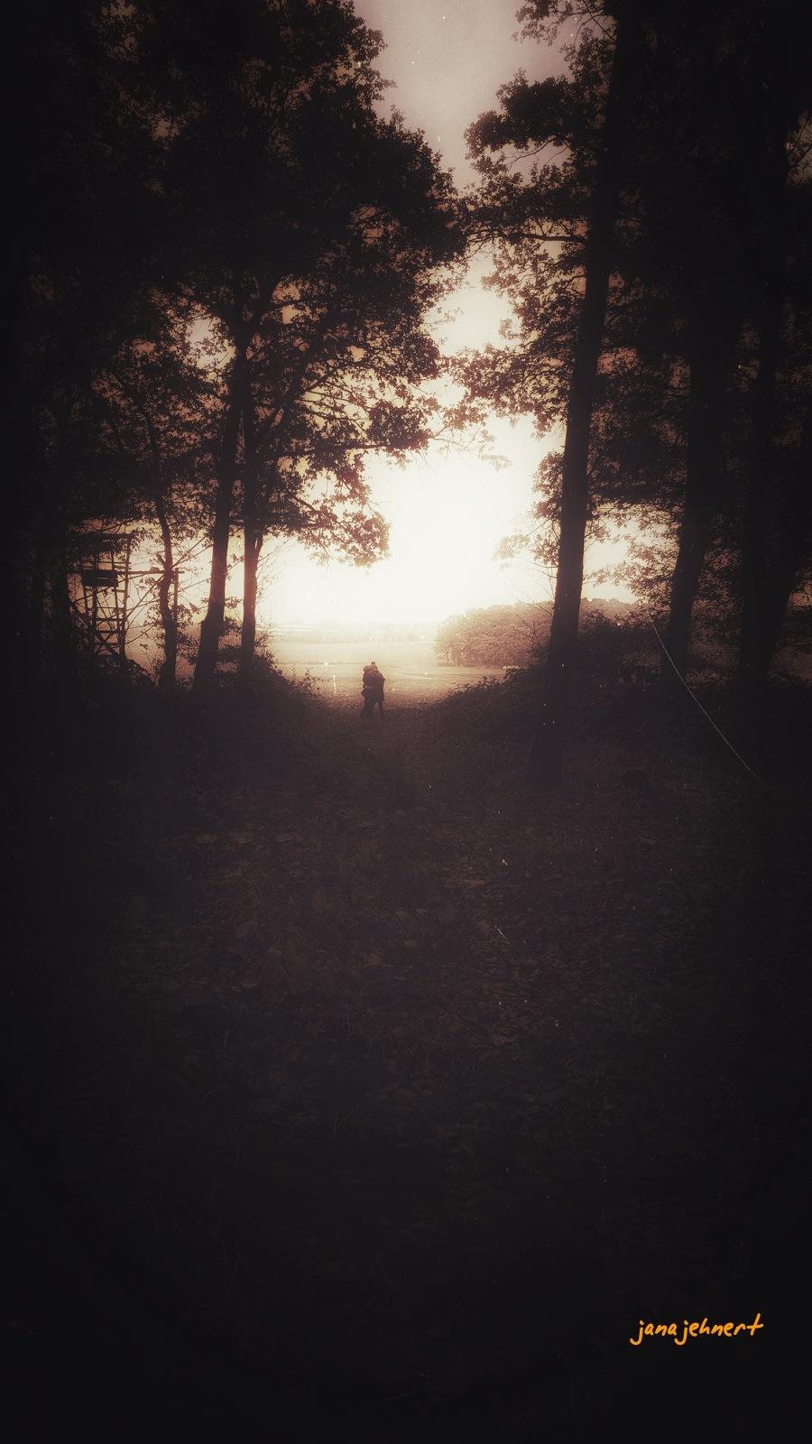 """ mysterious "" by Jana"