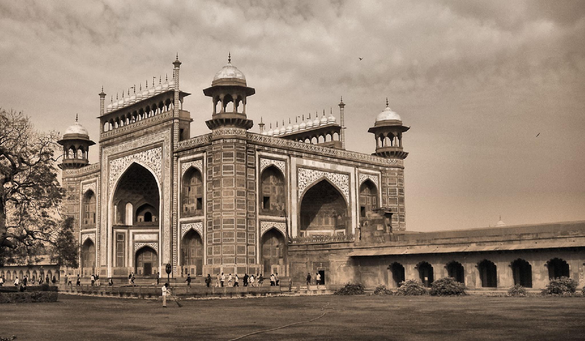 Photo in Architecture #palais #india #rajasthan #sepia #lonysd