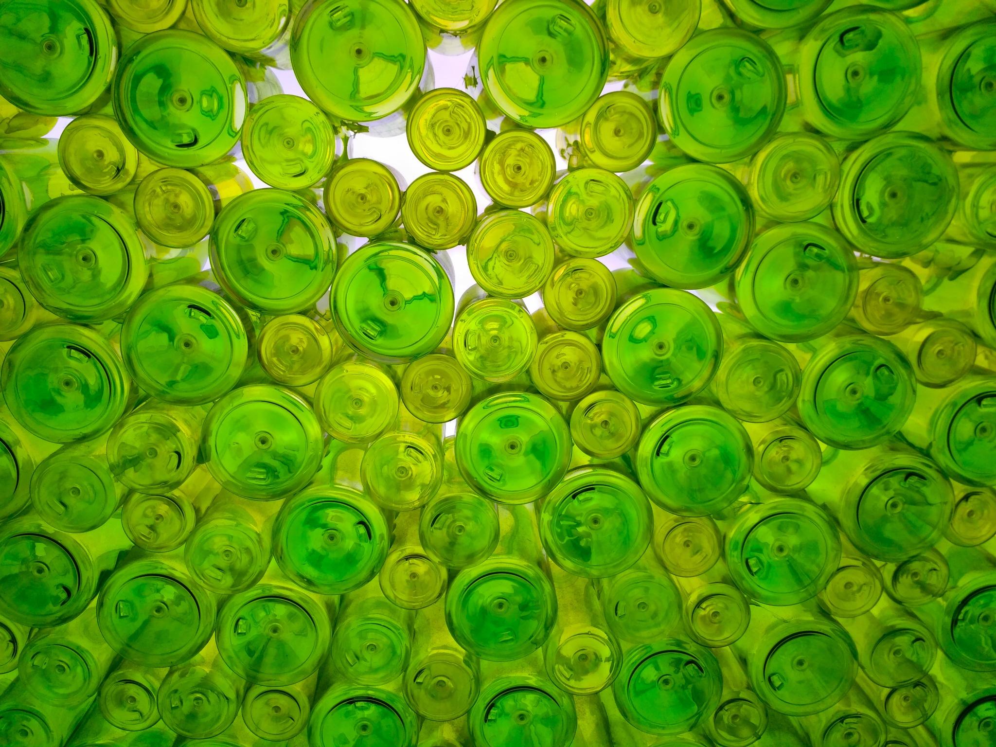 Bottles bottoms by neilstha firman