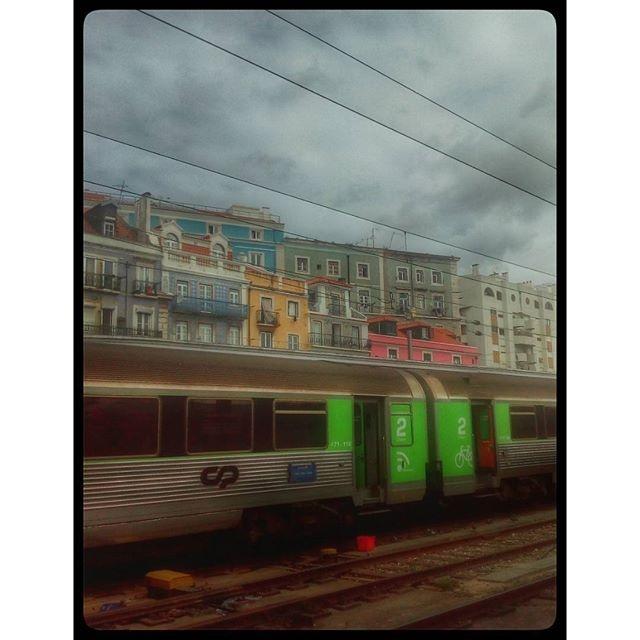 the train... by alma_minha