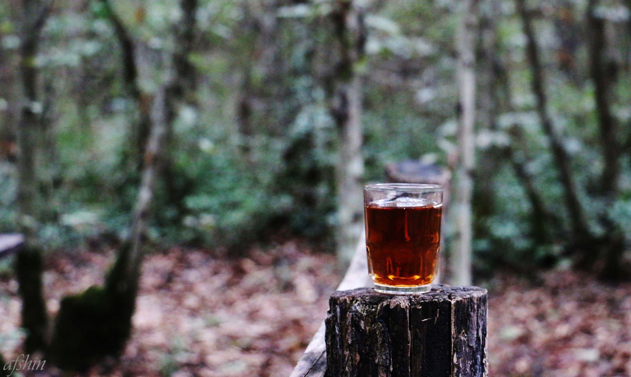 Here's a cup of hot tea in Iran ... by mr-zarifi