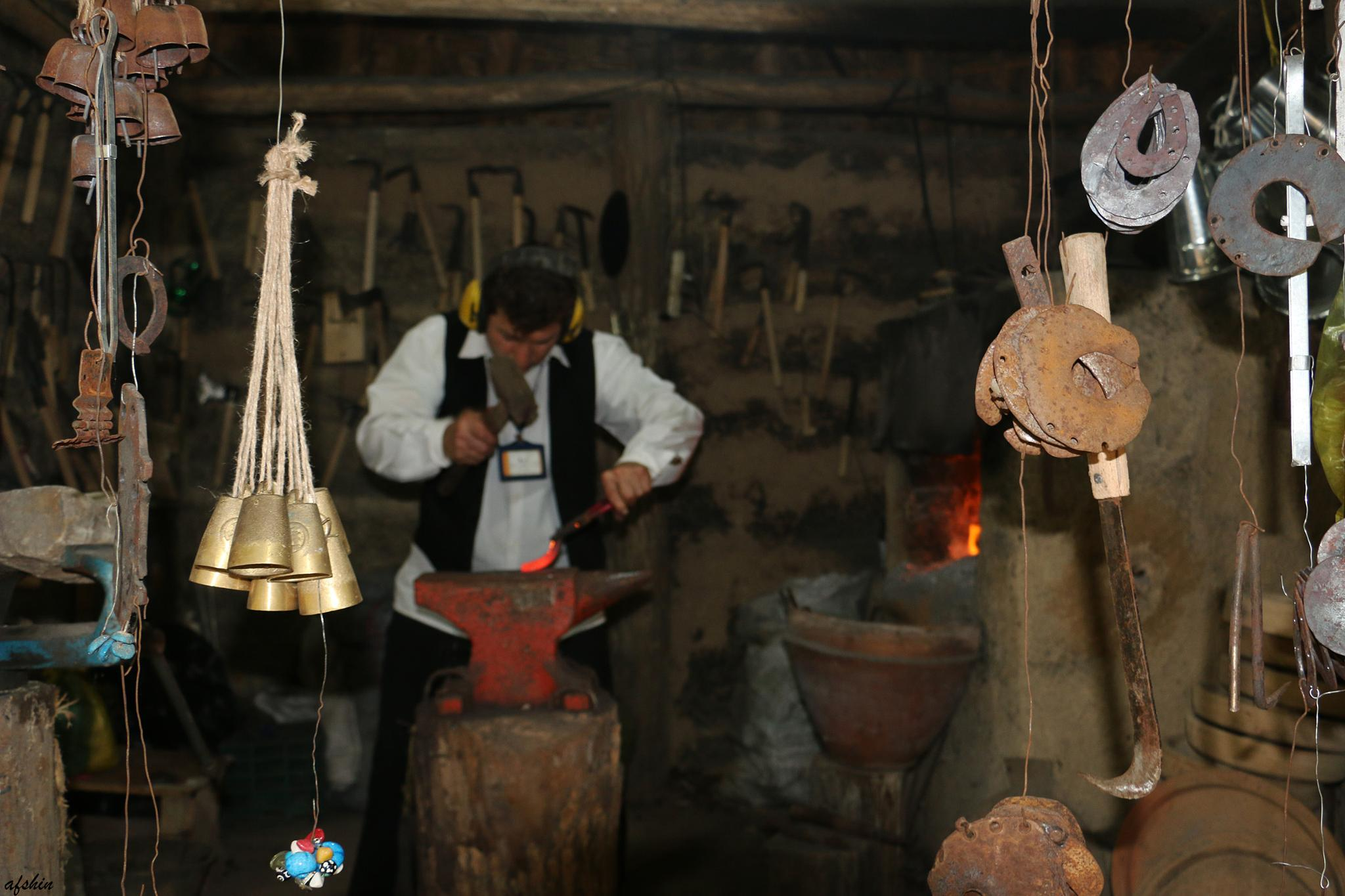 Forging Workshop by mr-zarifi
