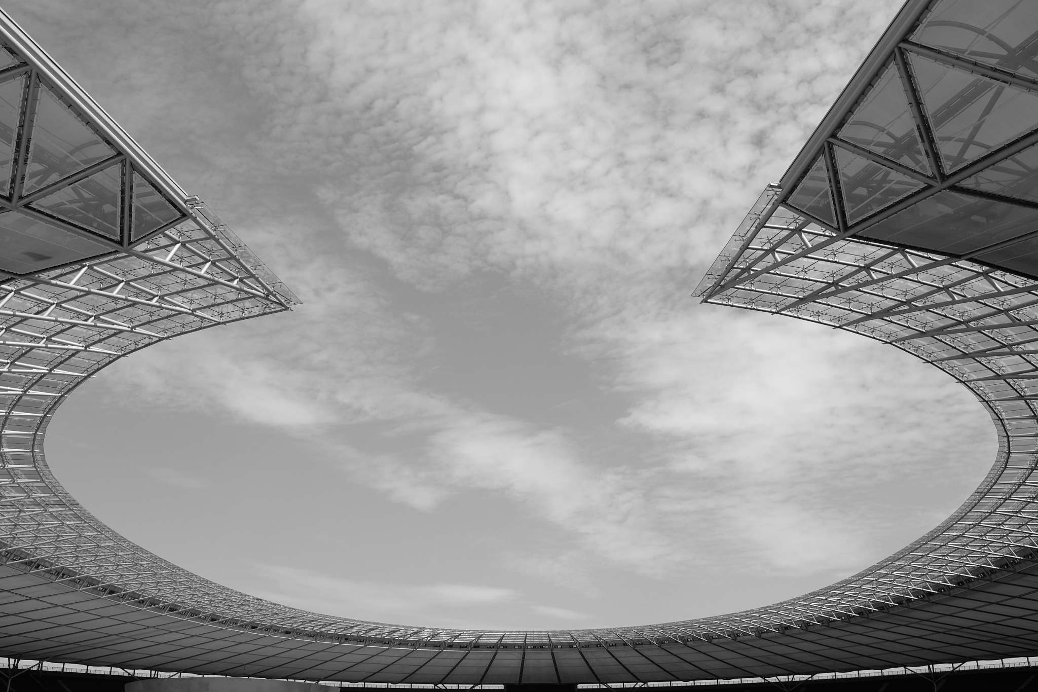 Olympic Stadium by ArndCremer