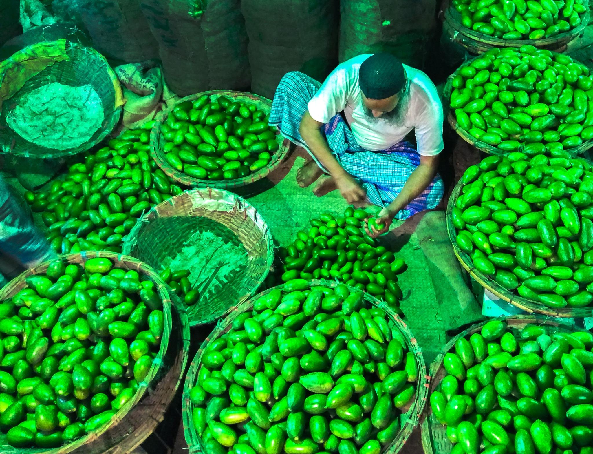 The lemon seller by Ehsanul Siddiq Aranya