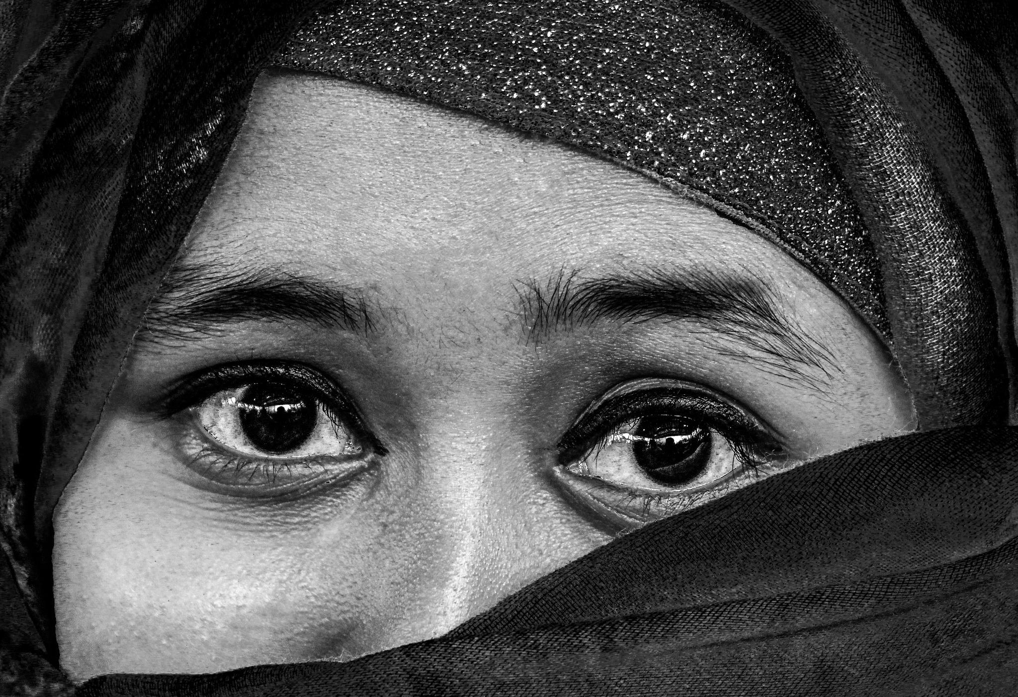 The eyes by Ehsanul Siddiq Aranya