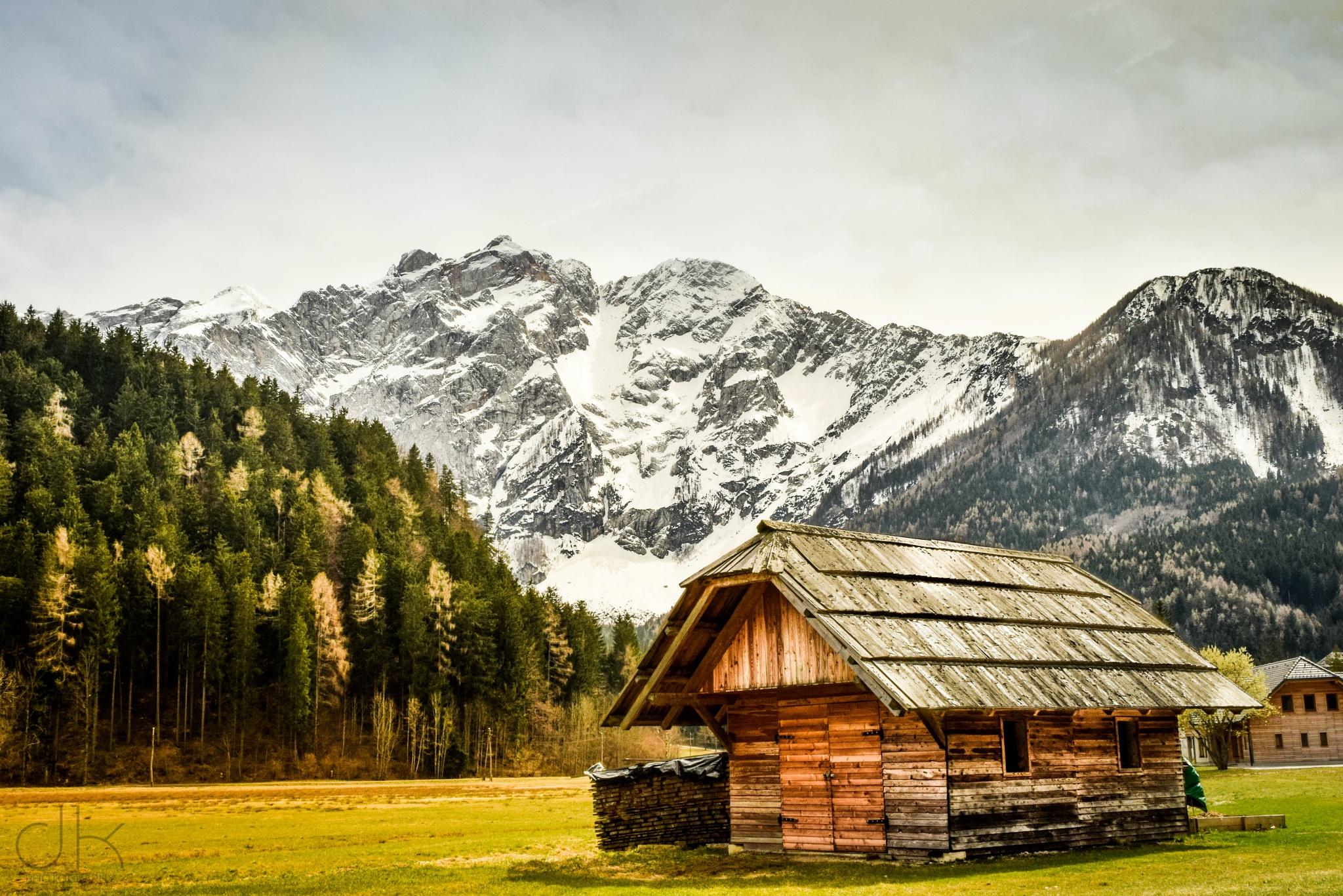 Slovenian mountains by Darko Golnar