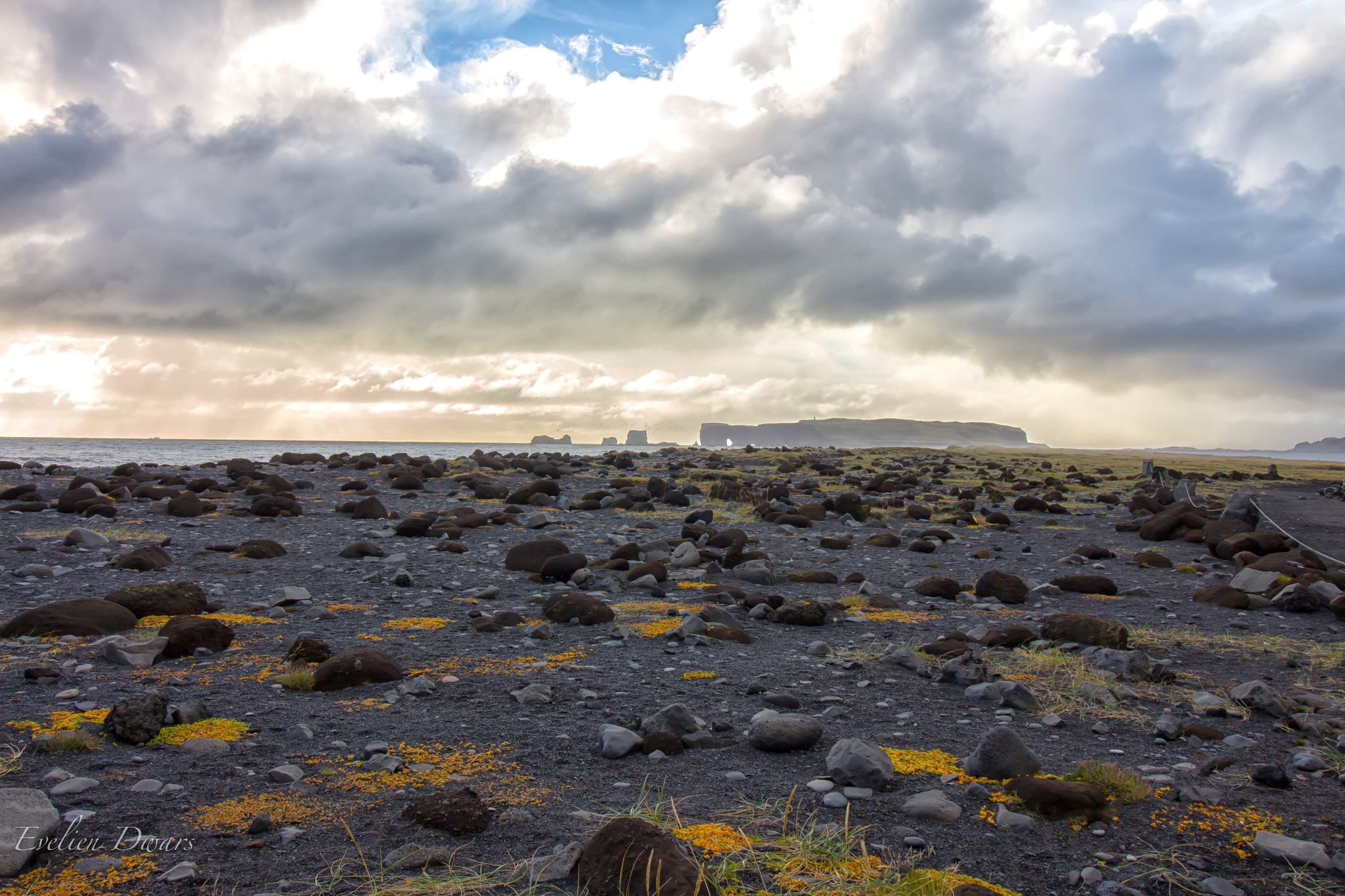Lovely Iceland by Evelien Dwars