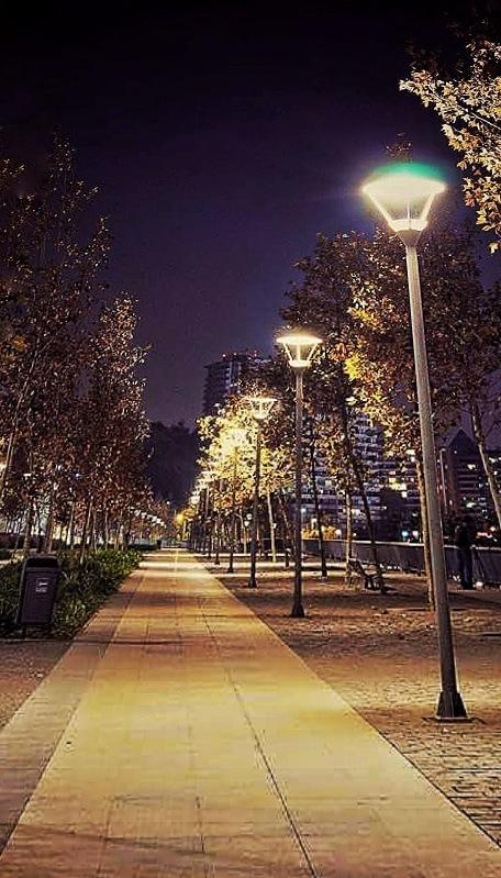 Parque Bicentenario  by Jeka Henriquez