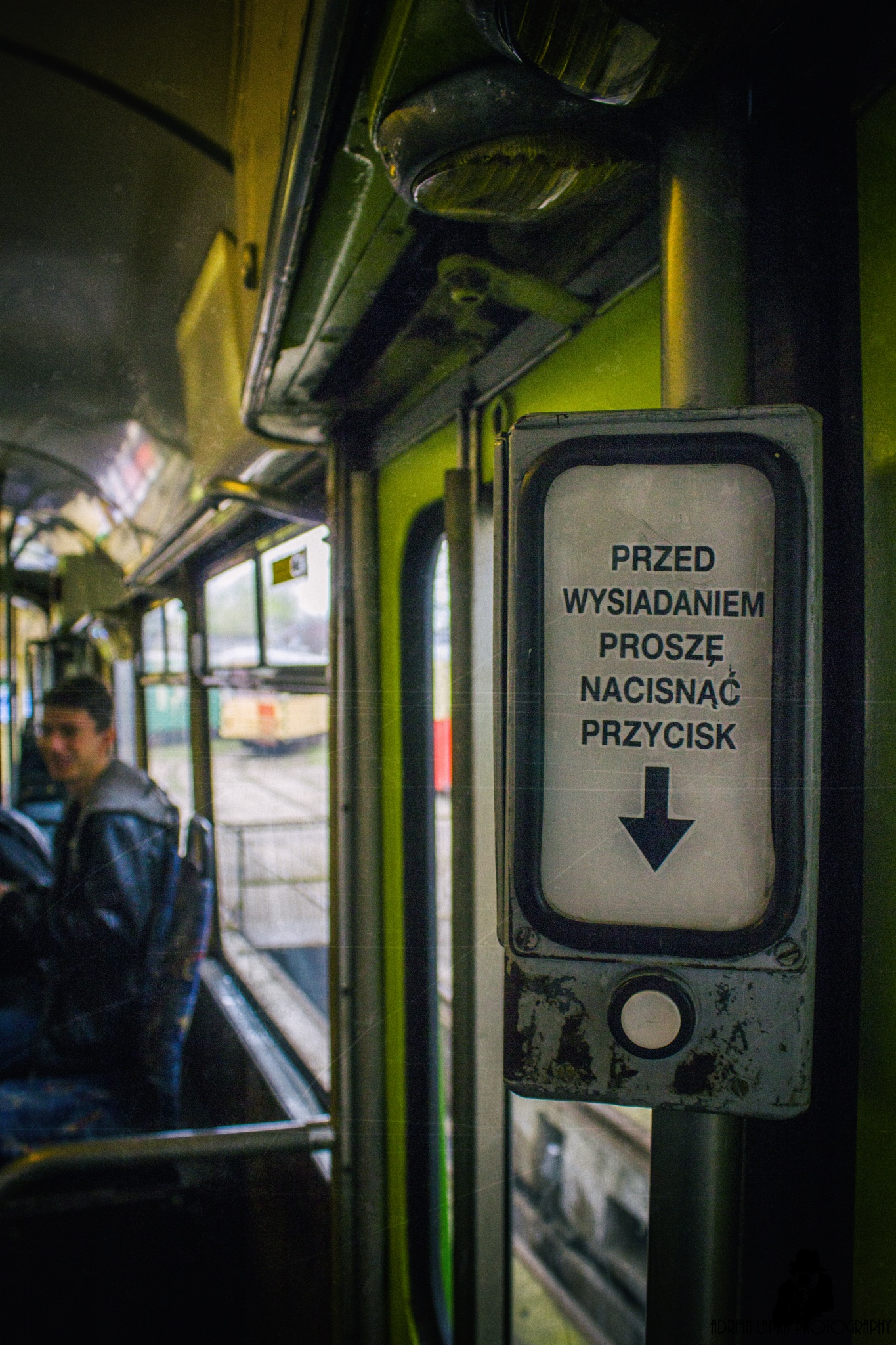 Please press by Public Transport Photography
