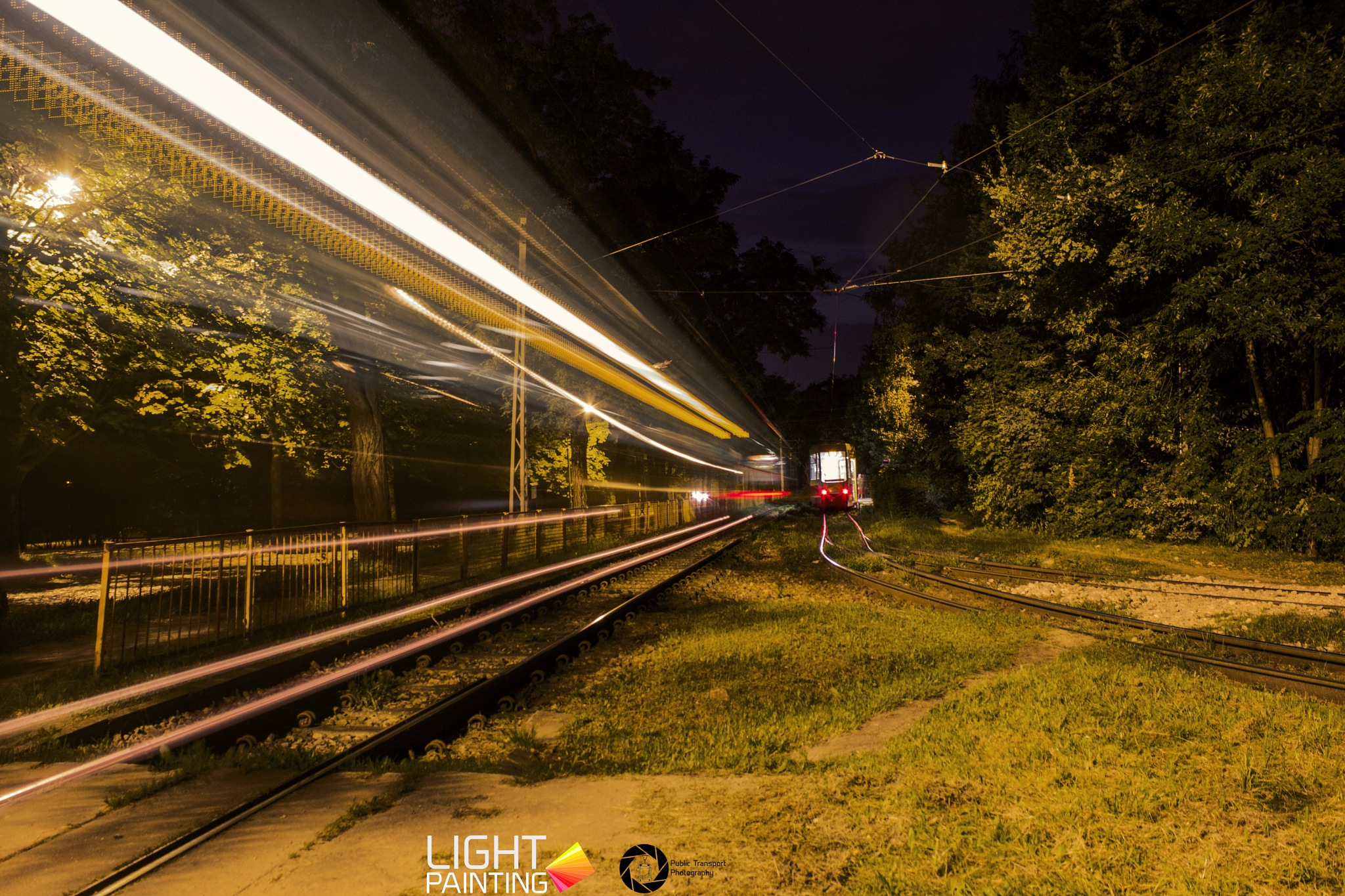 Light Painting..... by Public Transport Photography