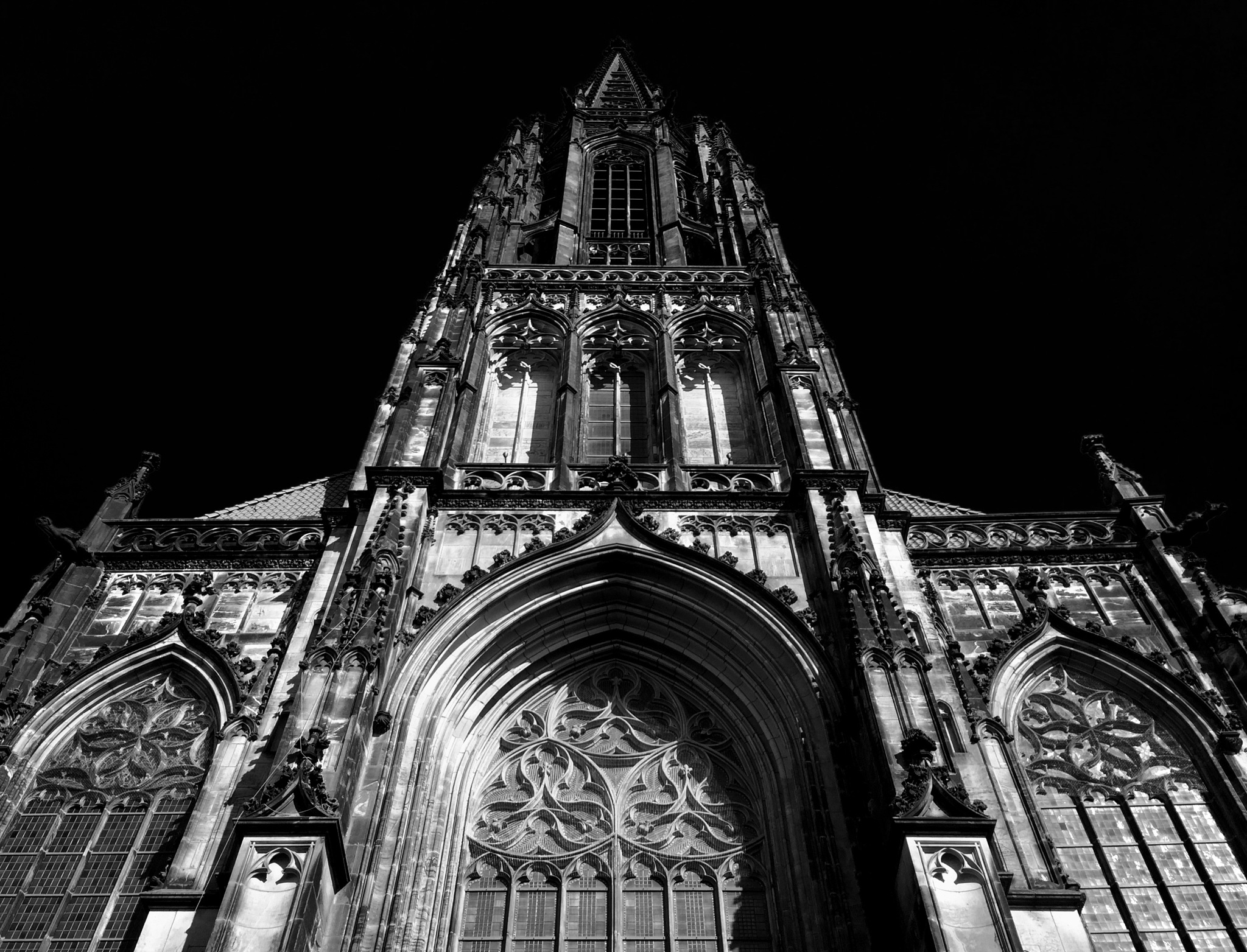 Gothic architecture. by Janis Straut