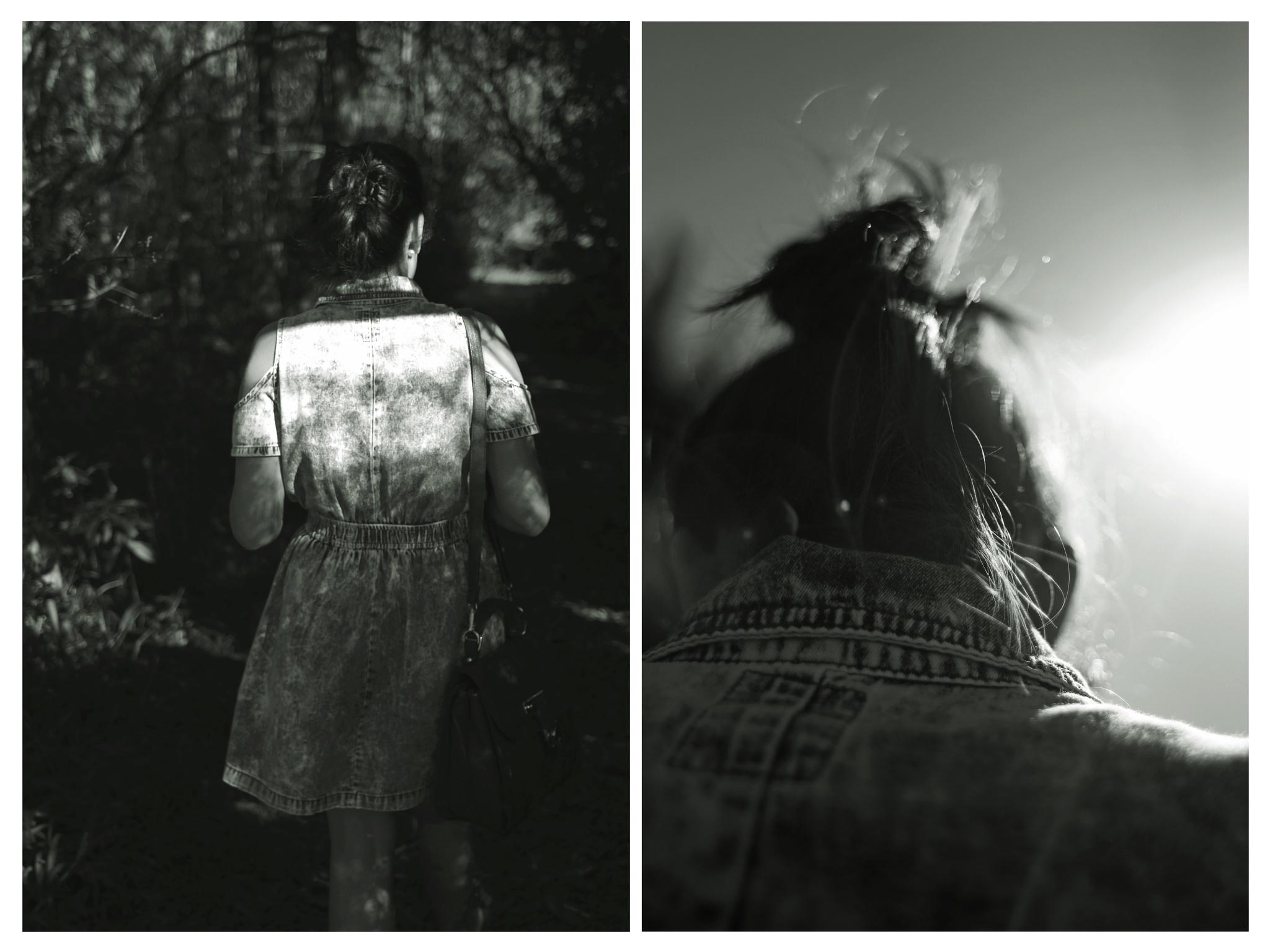 in the shadows. by Fábio Goulart