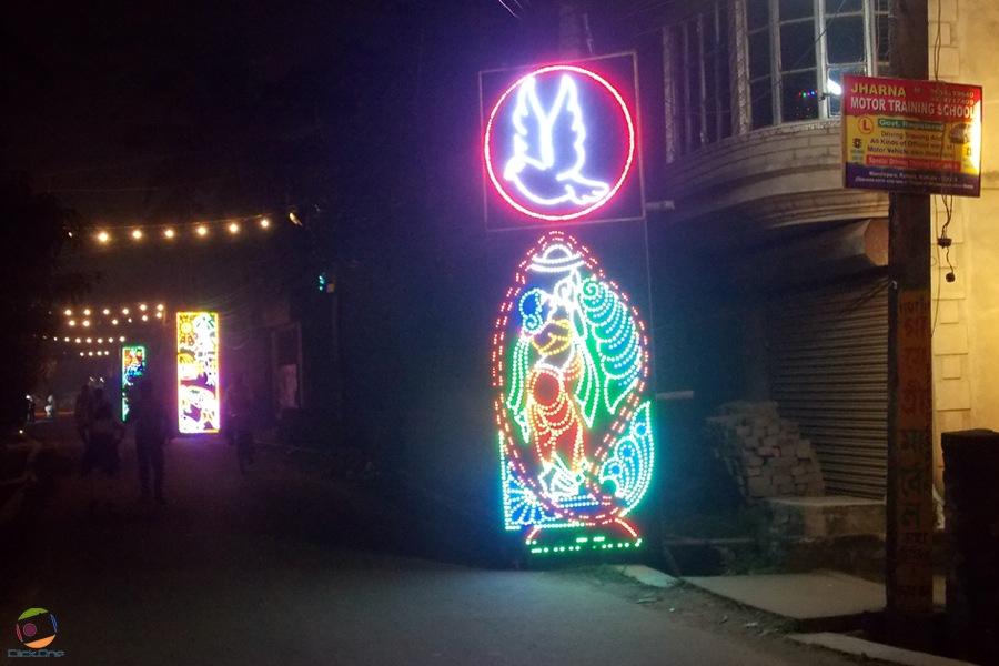 Street Lighting. by Ăjȫy Ðhâŕ