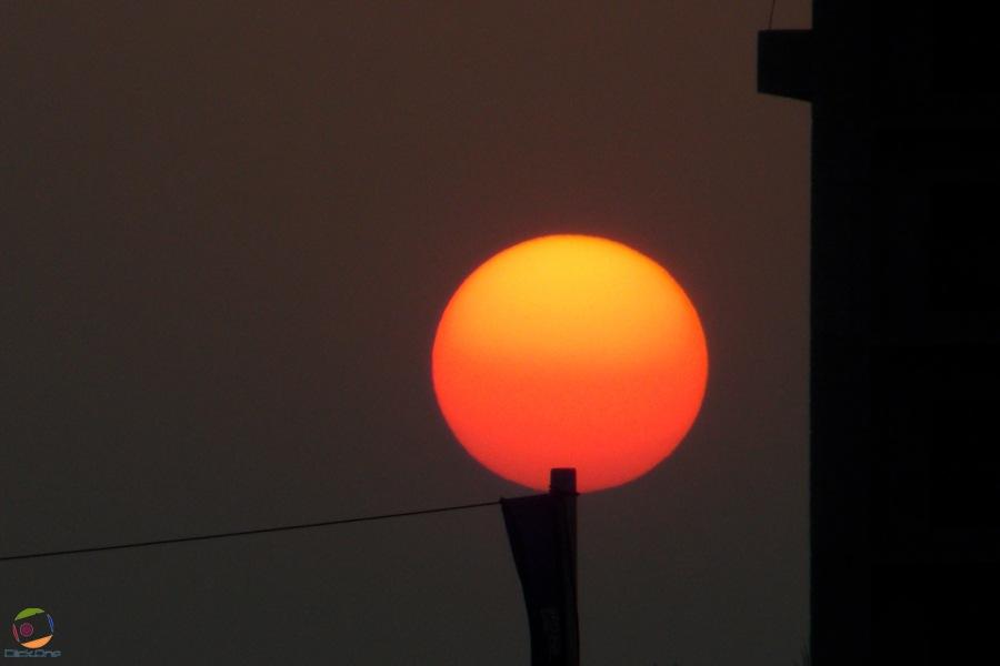 Sunset. by Ăjȫy Ðhâŕ