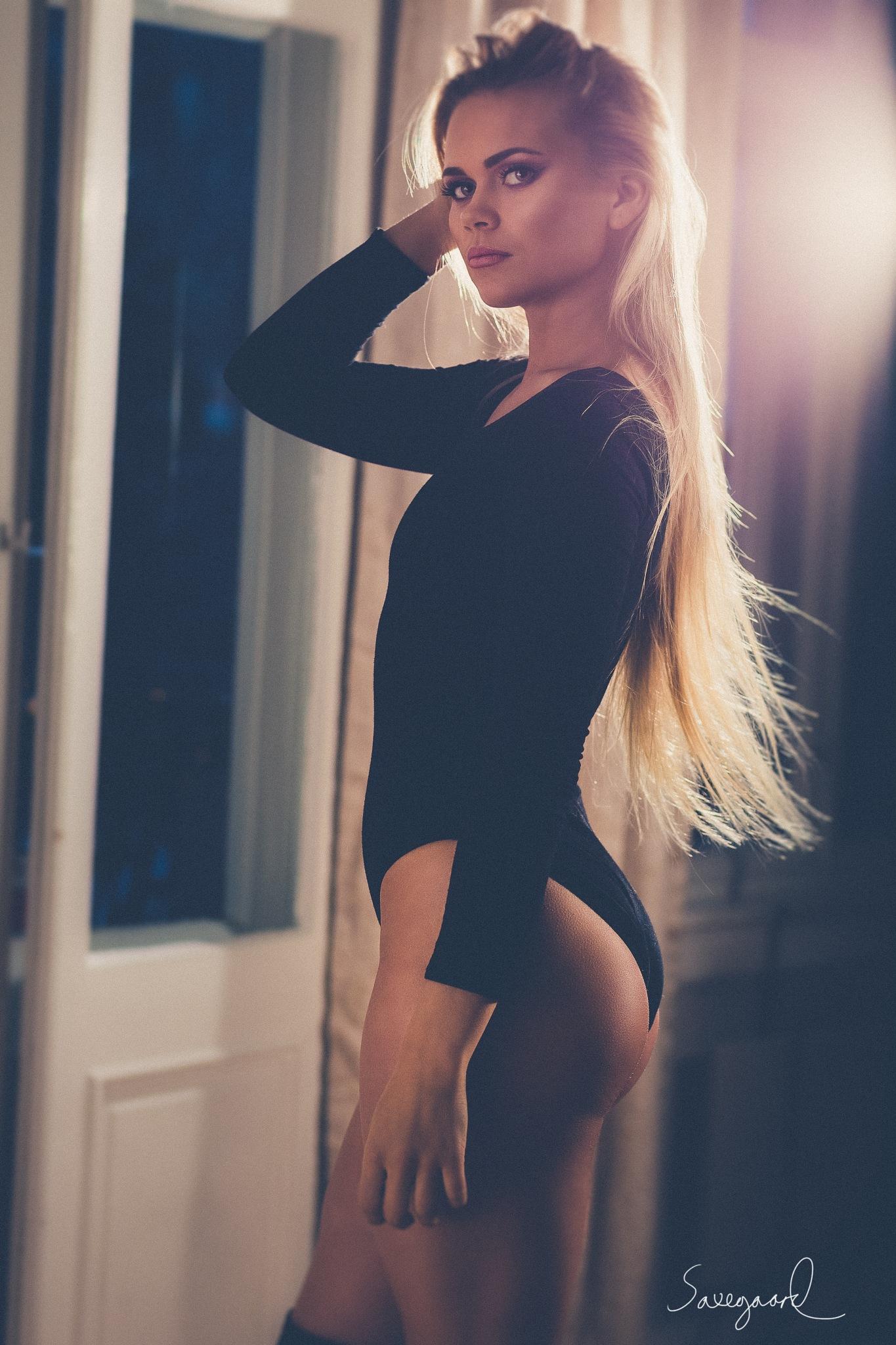 Saxegaard Model: Rebekka Norvik by Saxegaard Photography