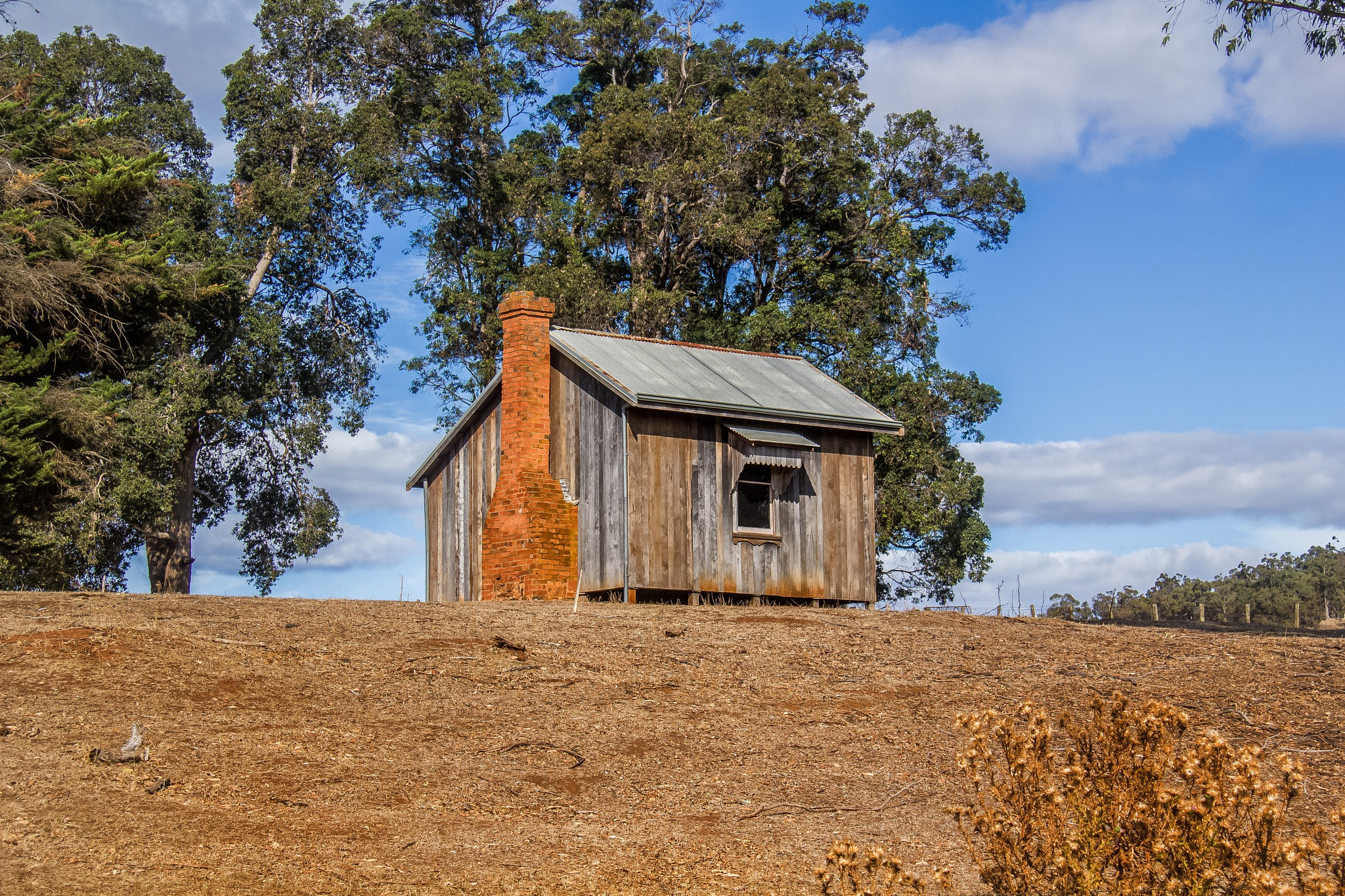 Old rural  School house 2 by LyndaRealmshift