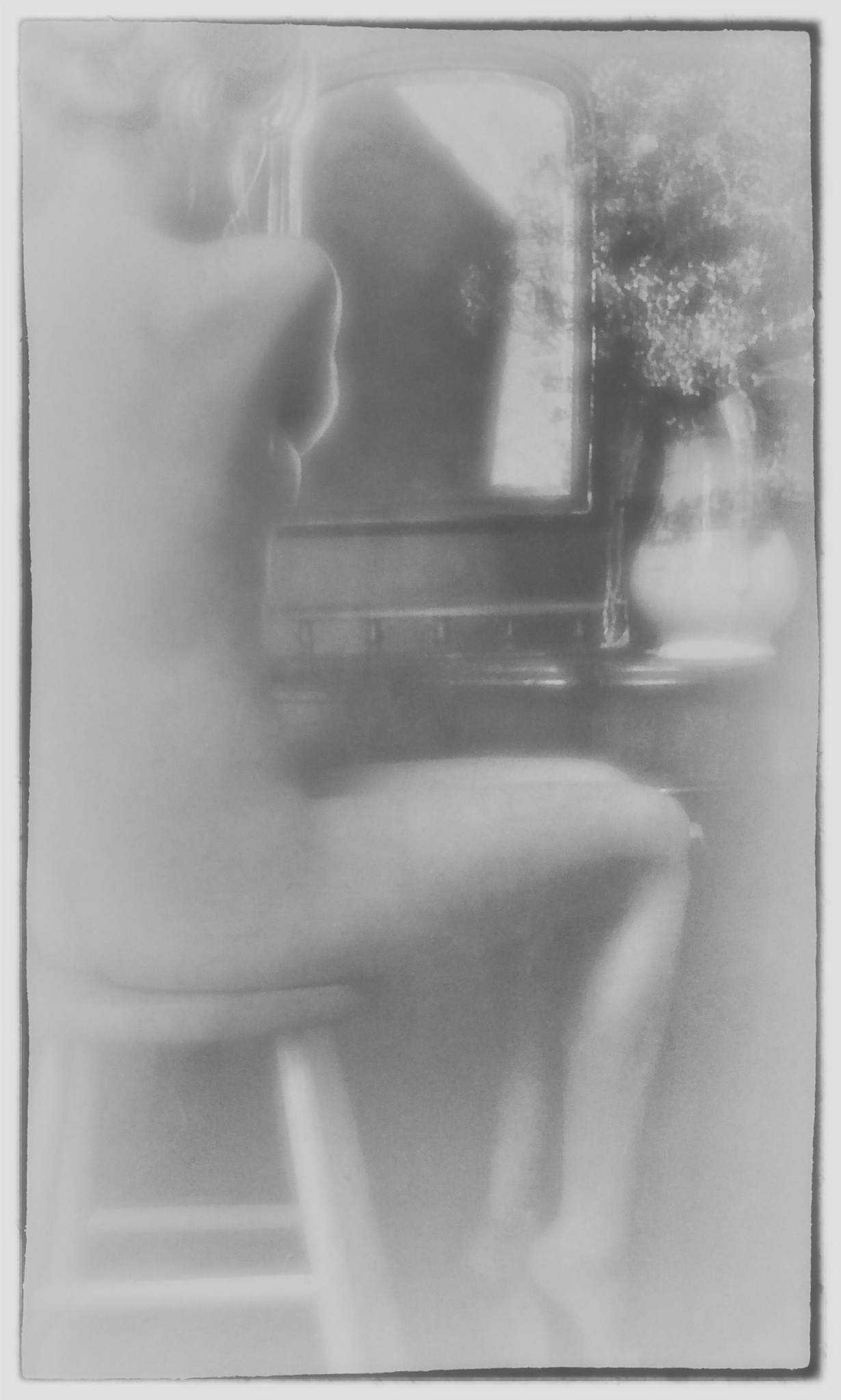 Photo in Portrait #semi nude #spiritual
