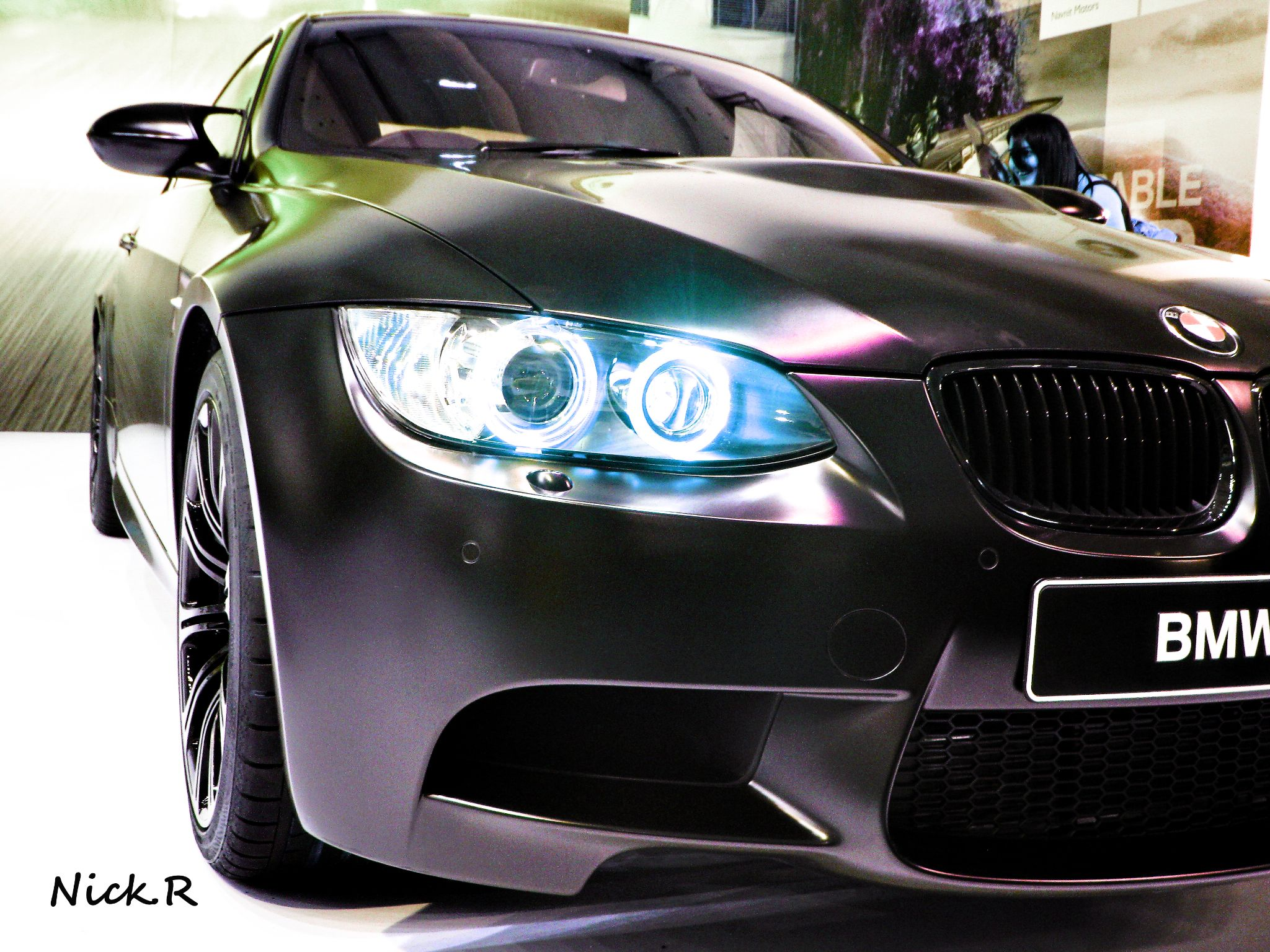 BMW by nrainand