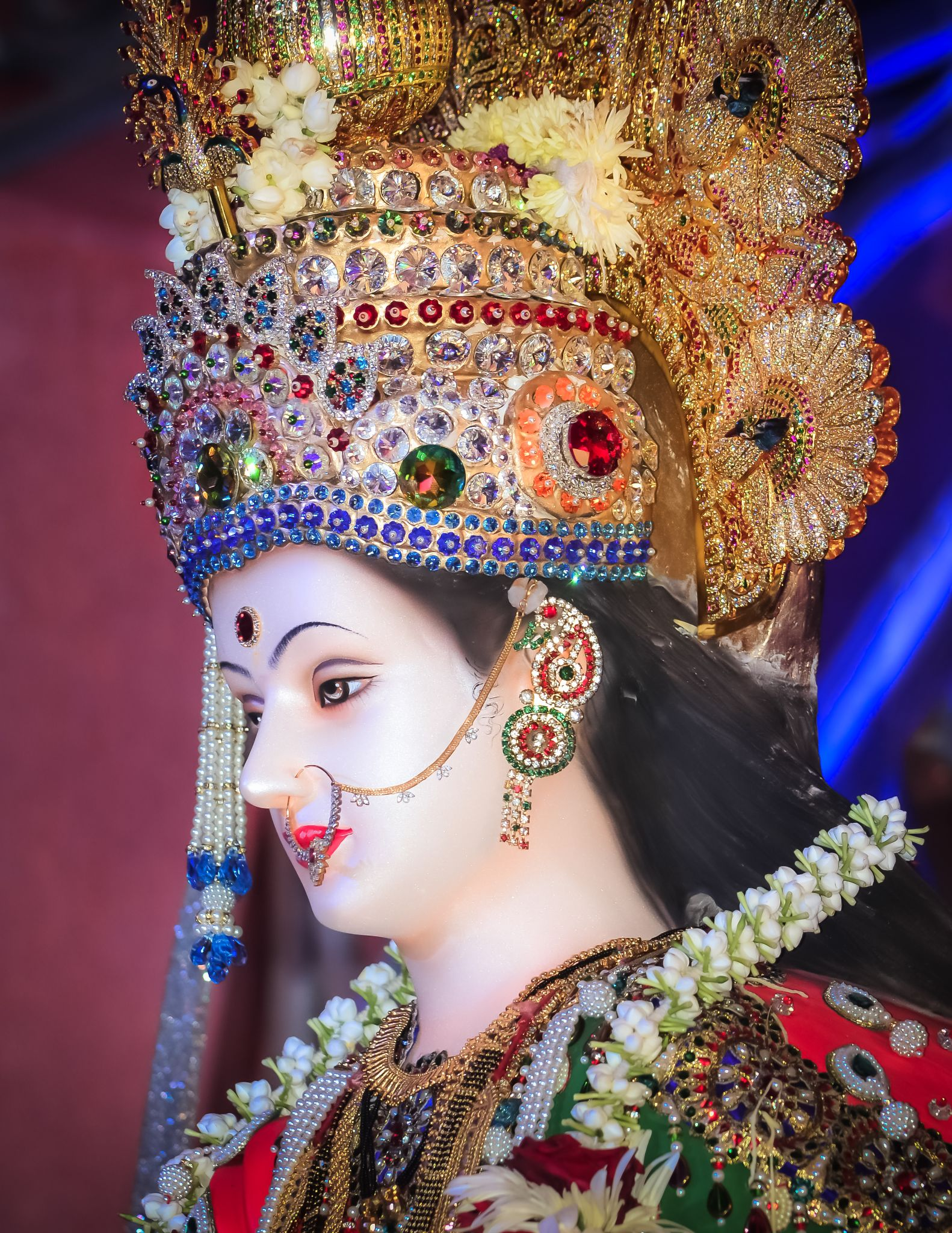 devi Maa by nrainand