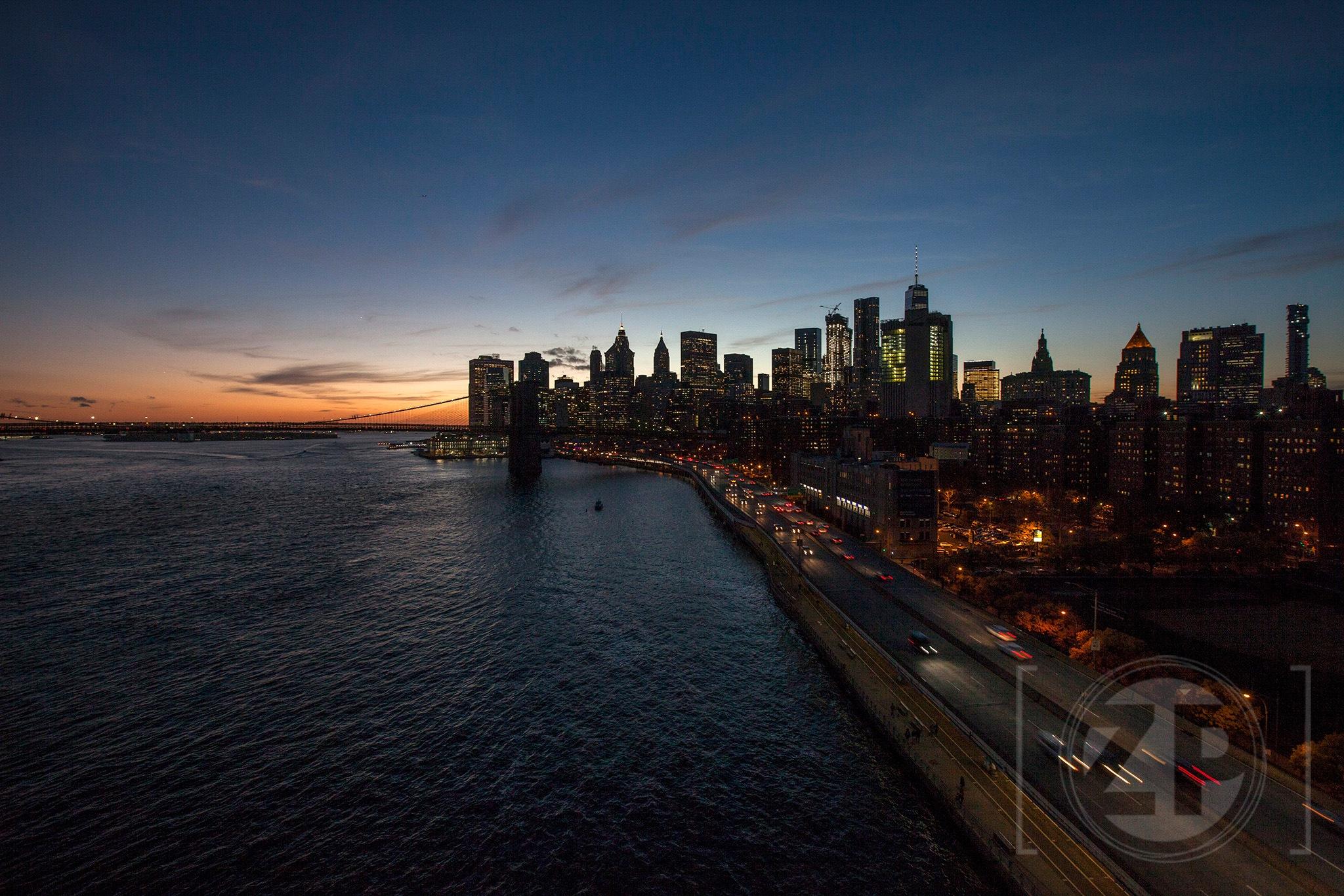 New York by Patrick van Gemert