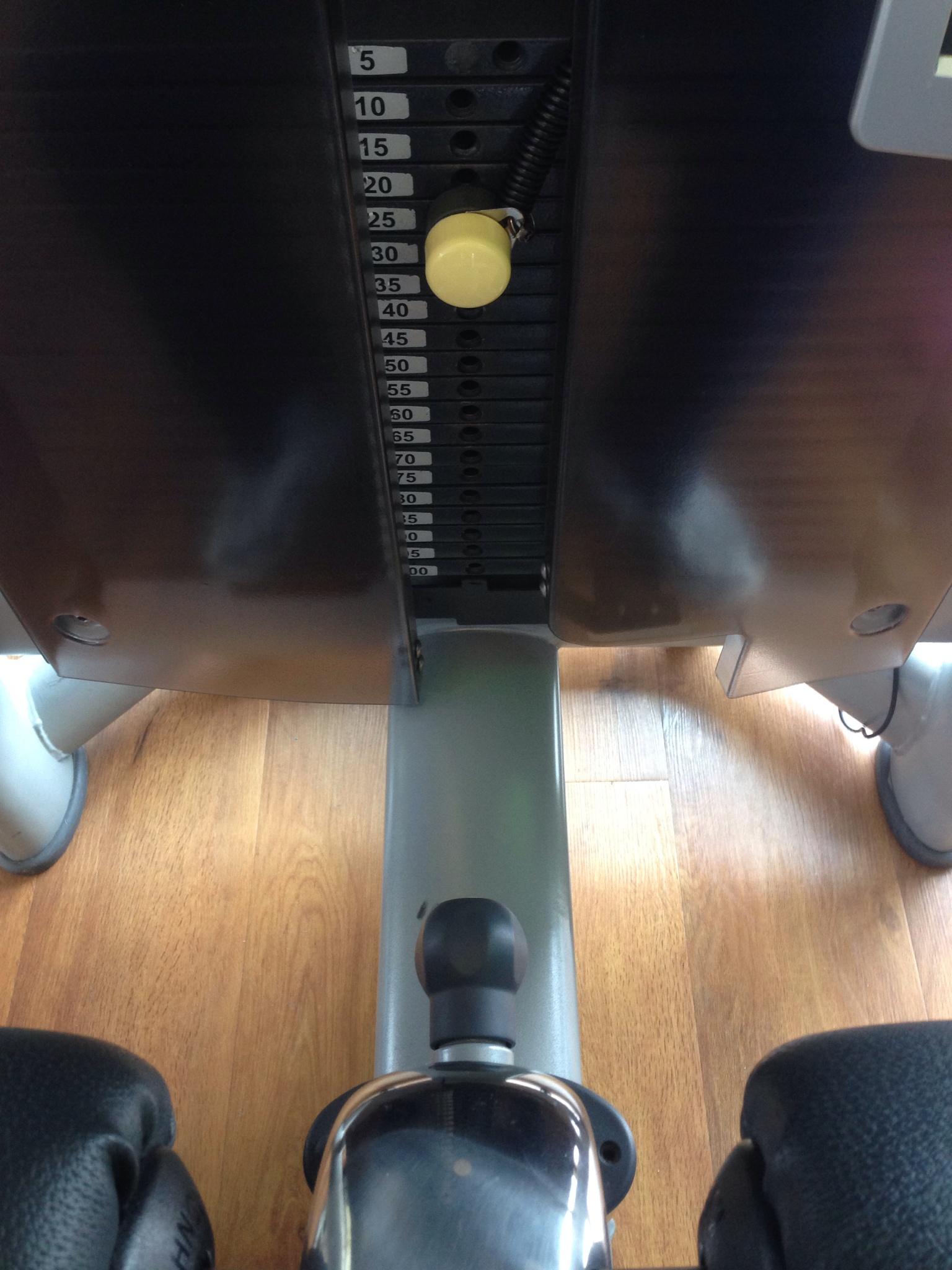 Gym when sick is great  by Robert Hopman
