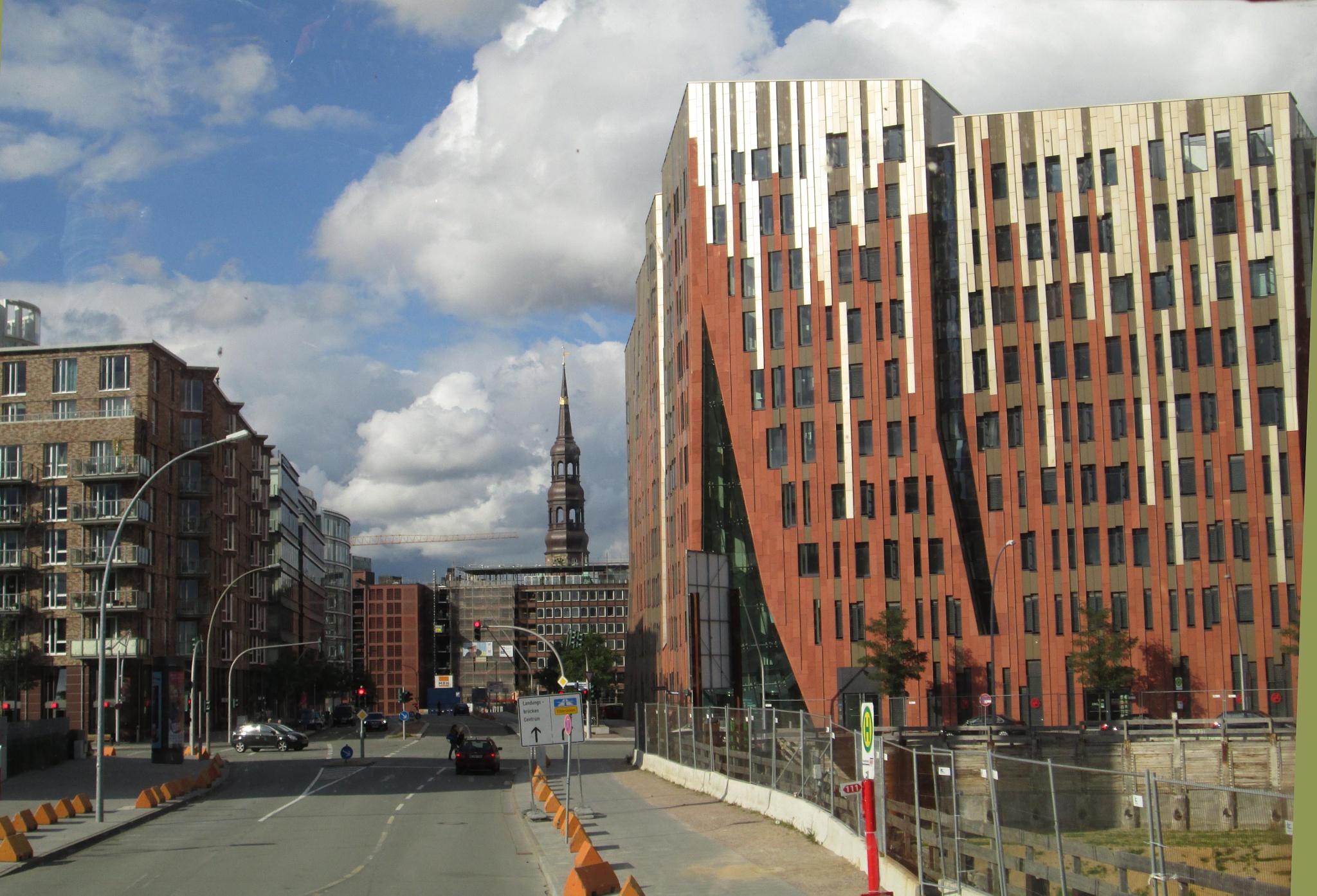 Hamburg Modern by LizWilliamsOriginals