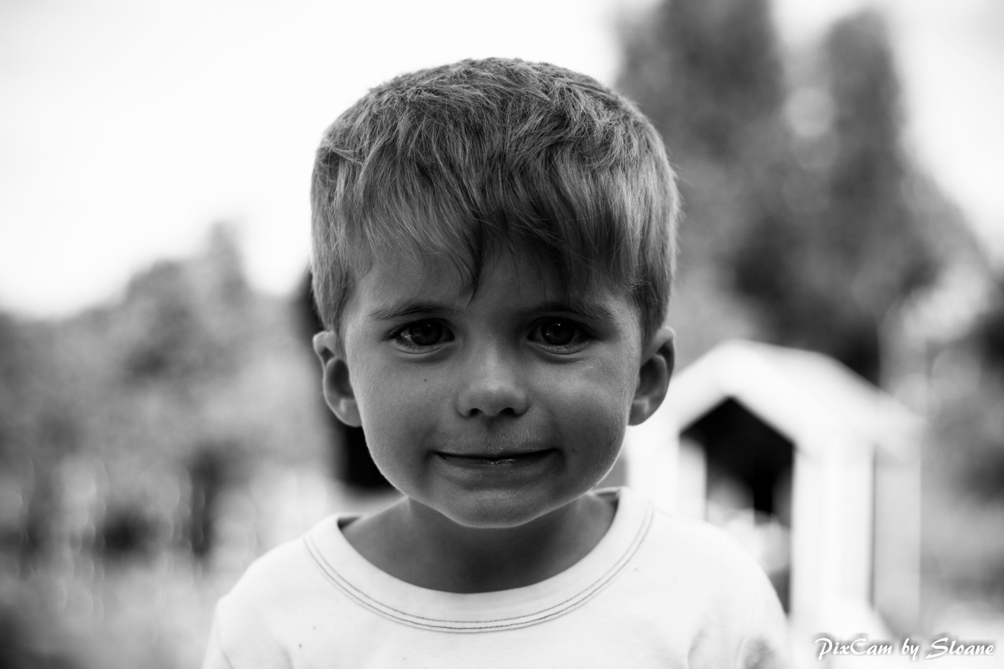 Little boy by Sloane Photographie