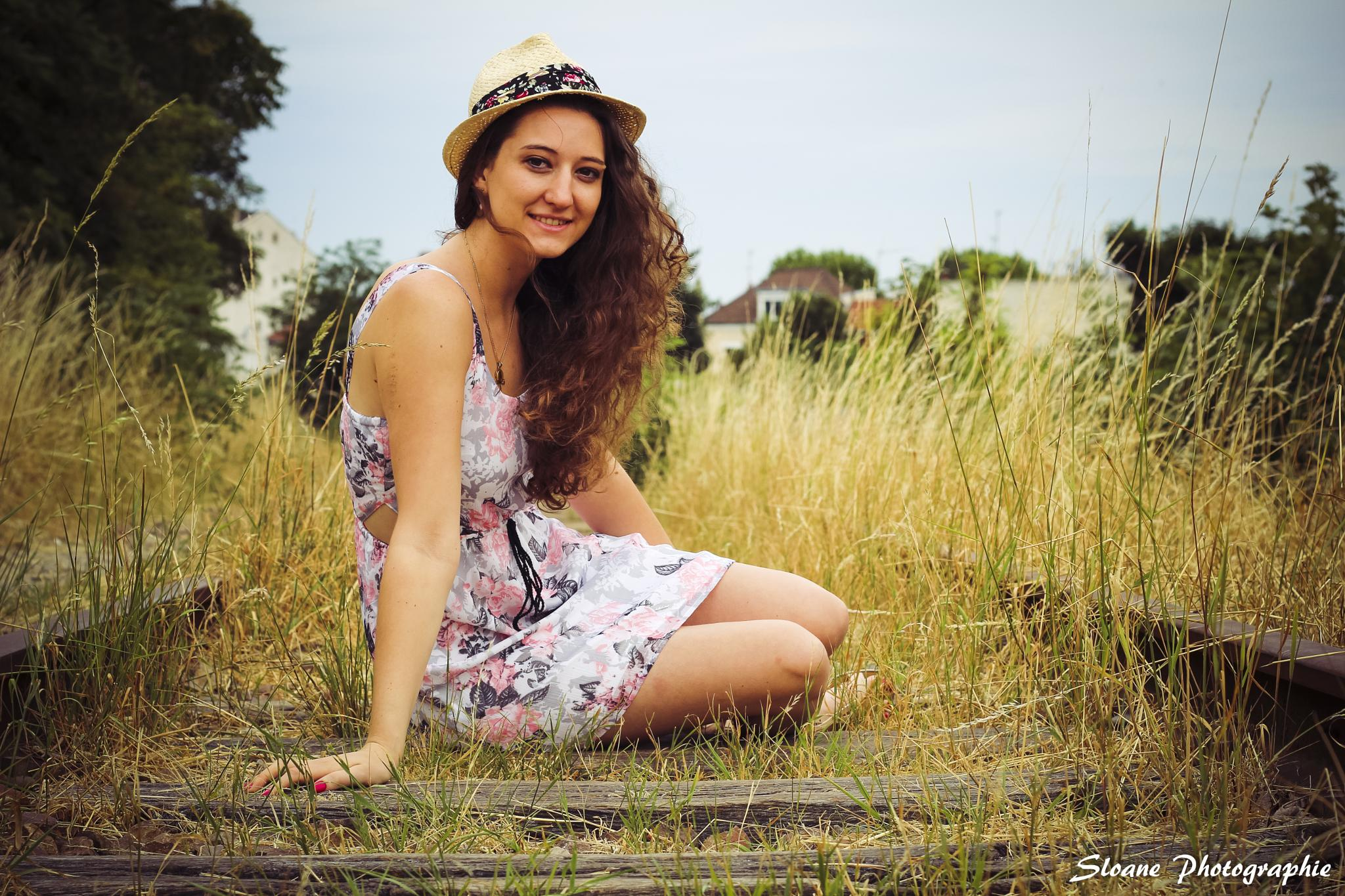 Julie by Sloane Photographie