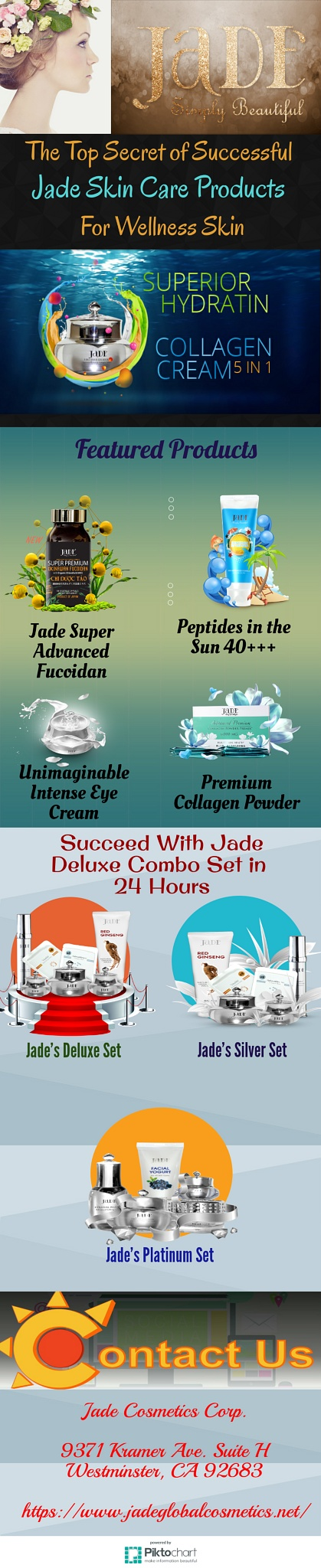 Jade's Natural Beauty Cosmetic Products by jadeglobalcosmetics