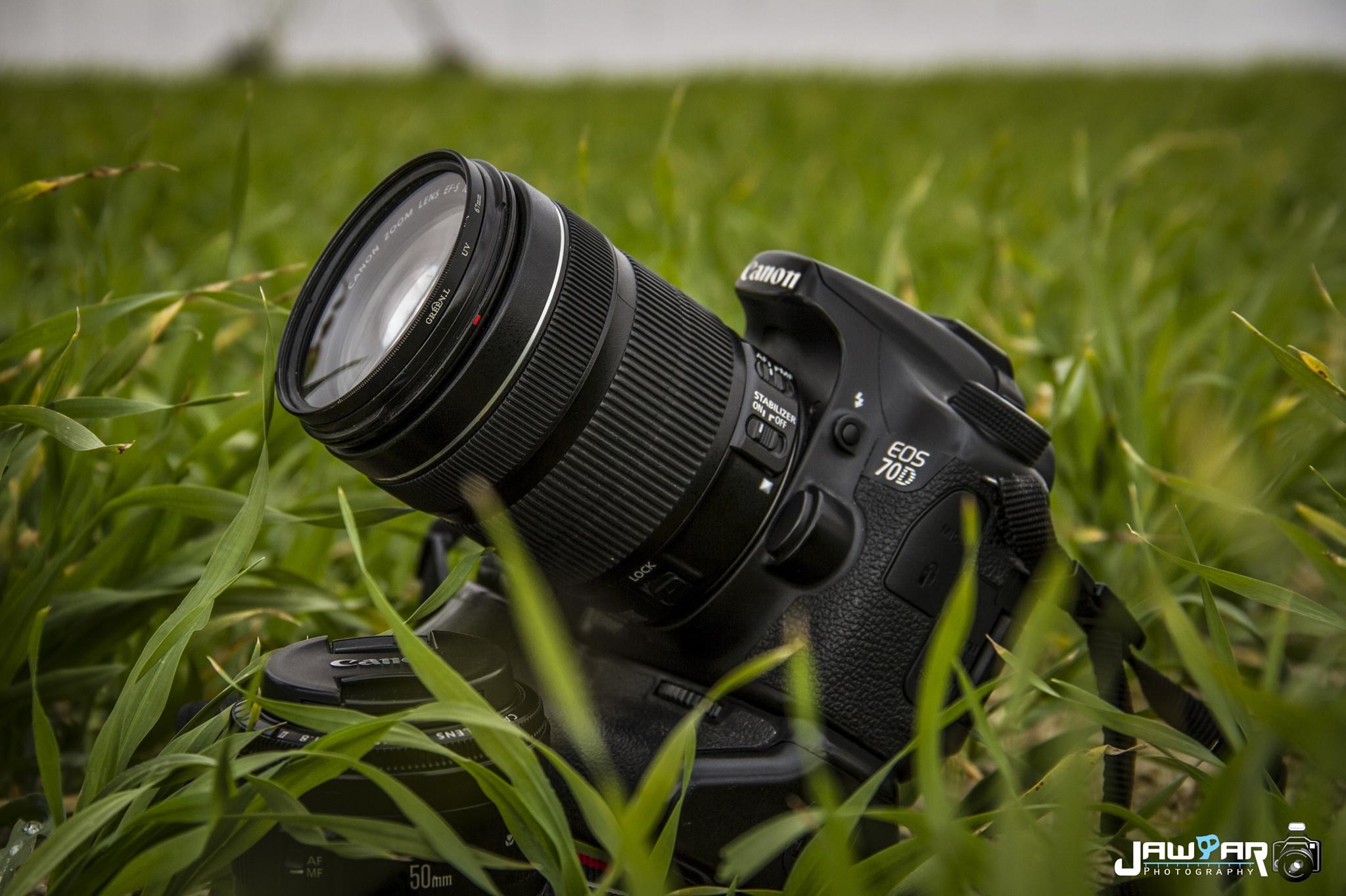 Canon EOS 70D by Jawhar Skat