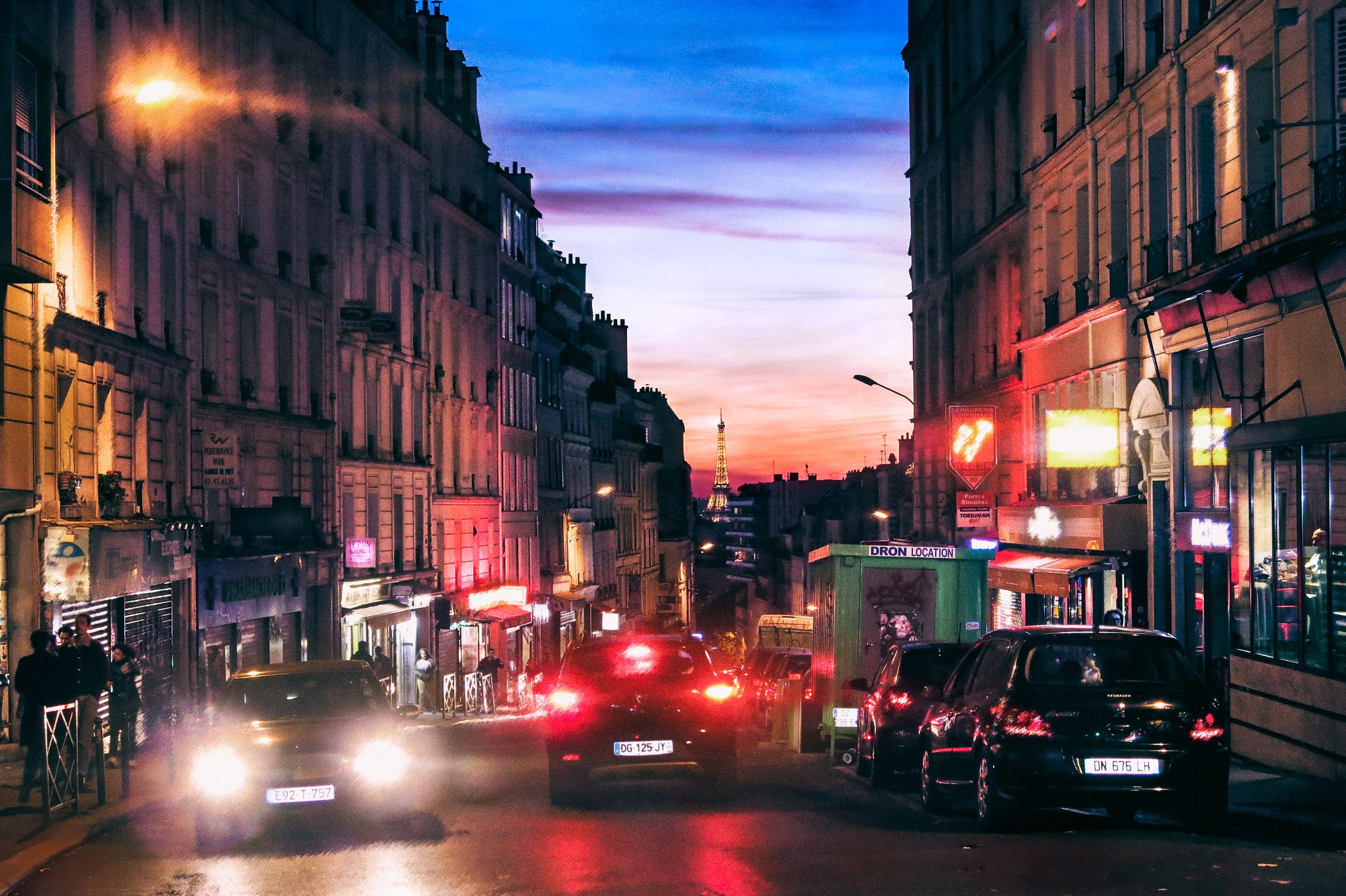Phenomenon Paris  by Anita Lazareva